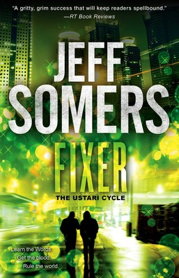Fixer book cover