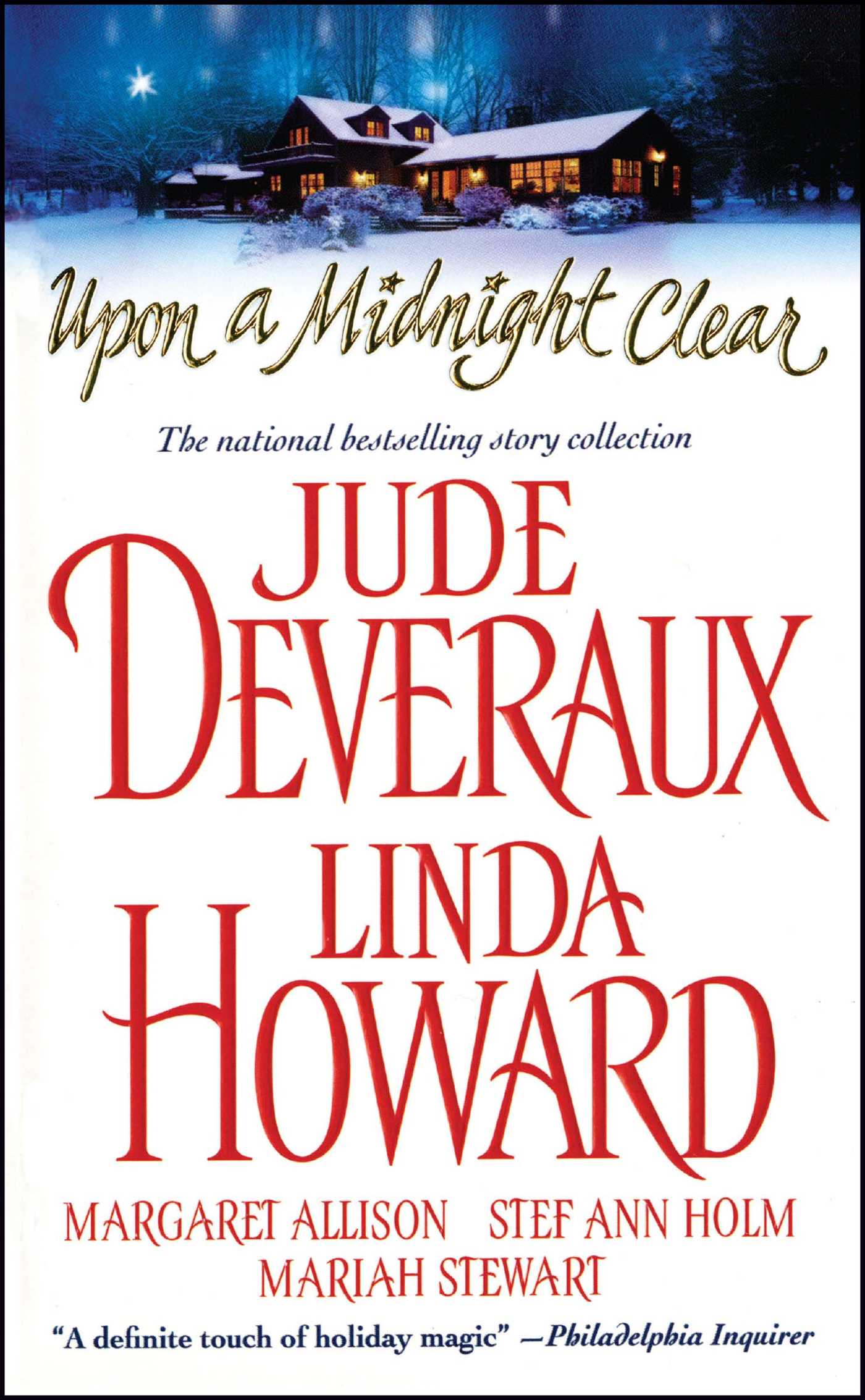 Upon a Midnight Clear | Book by Jude Deveraux, Linda Howard, Mariah ...
