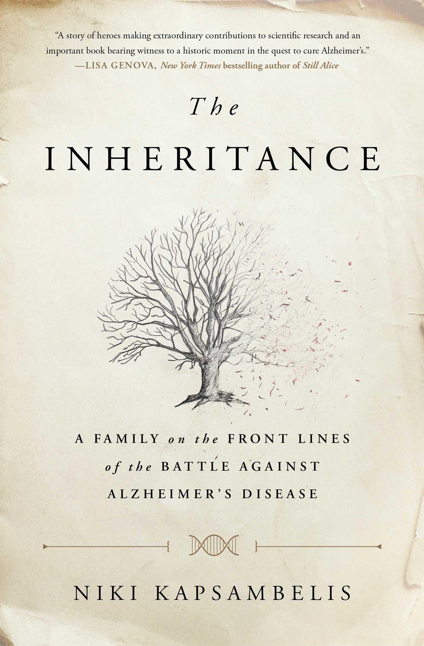 The inheritance 9781451697322 hr