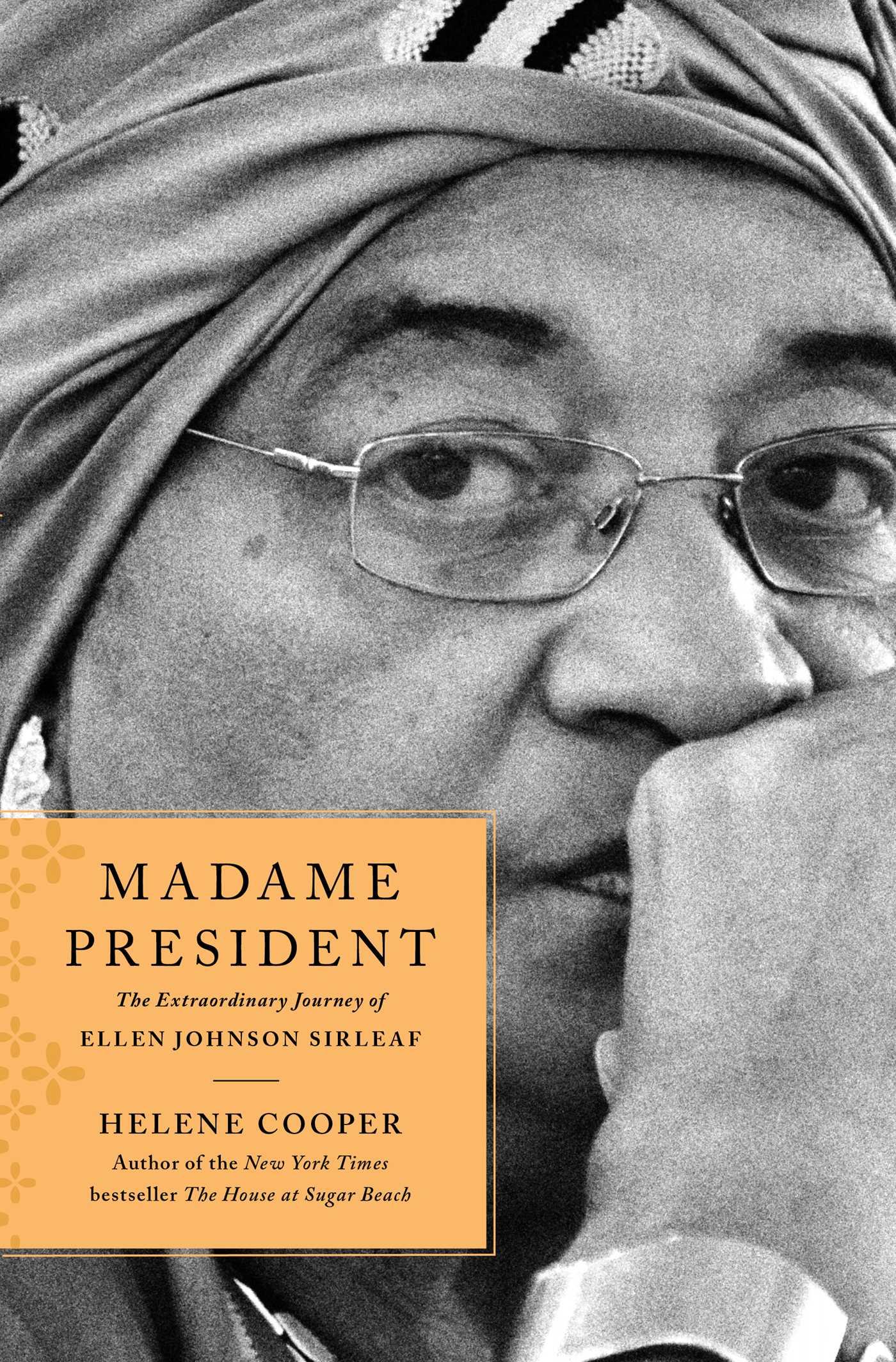 Madame president 9781451697353 hr