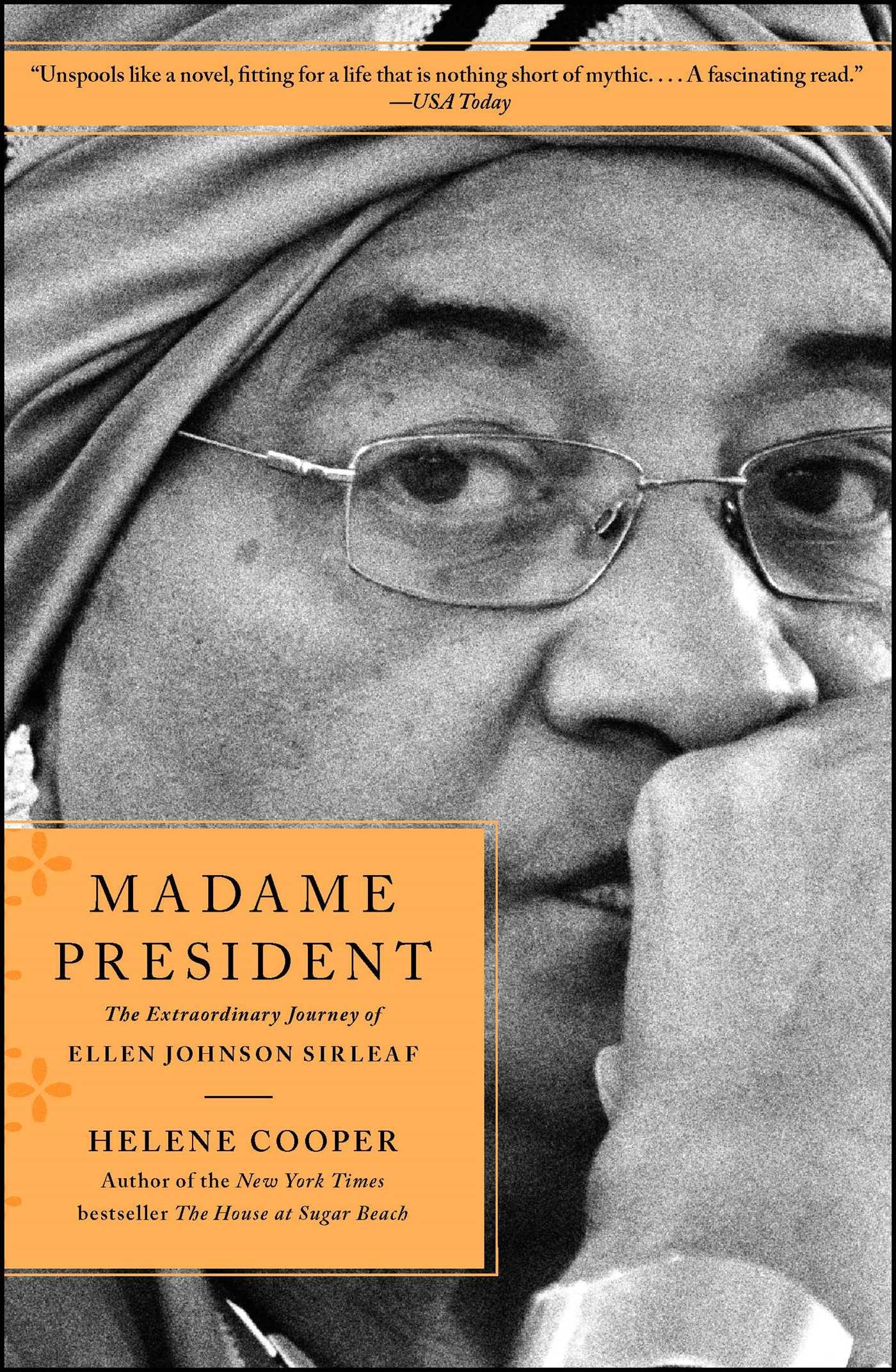 Madame president 9781451697360 hr