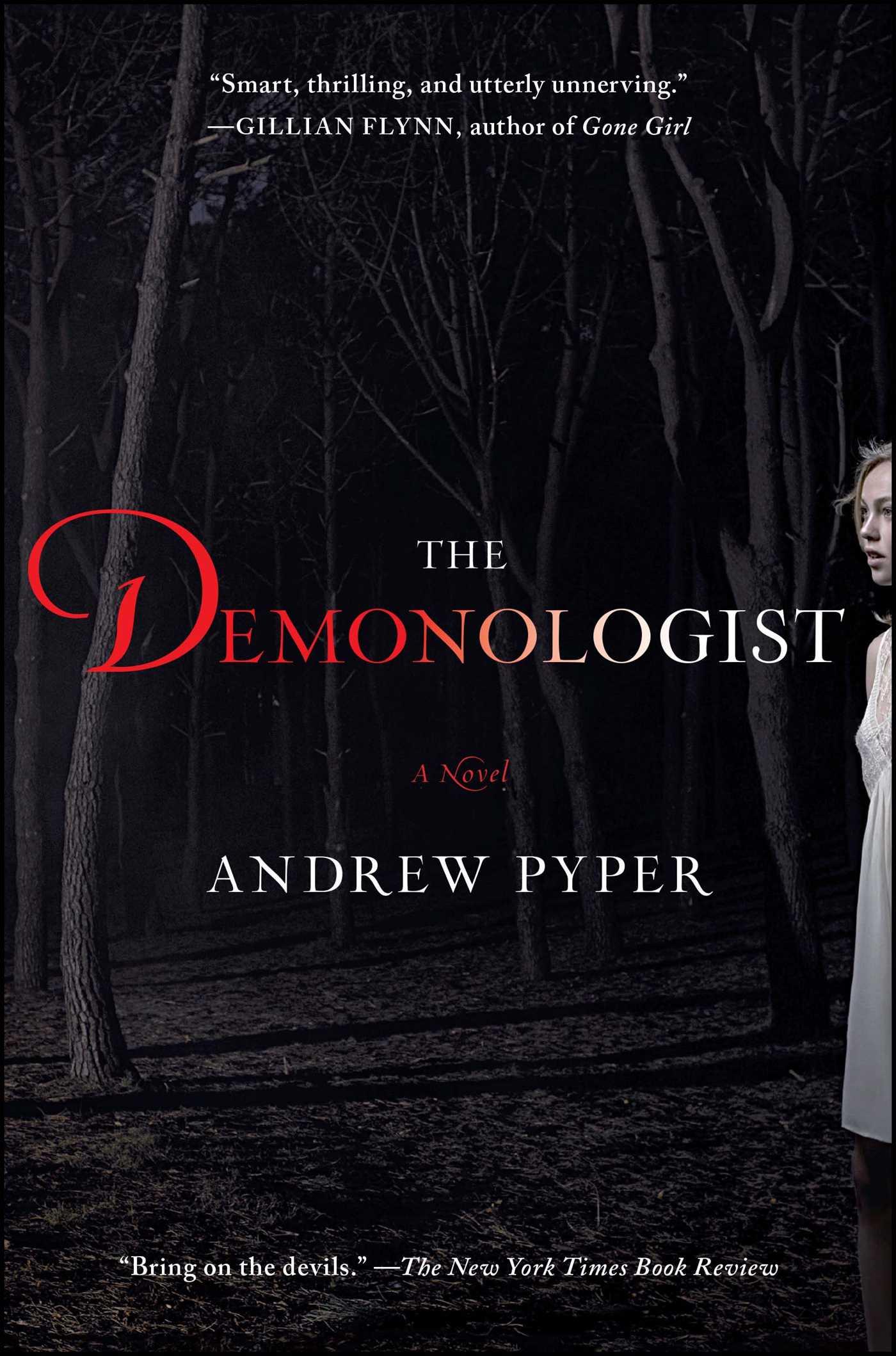 The demonologist 9781451697421 hr