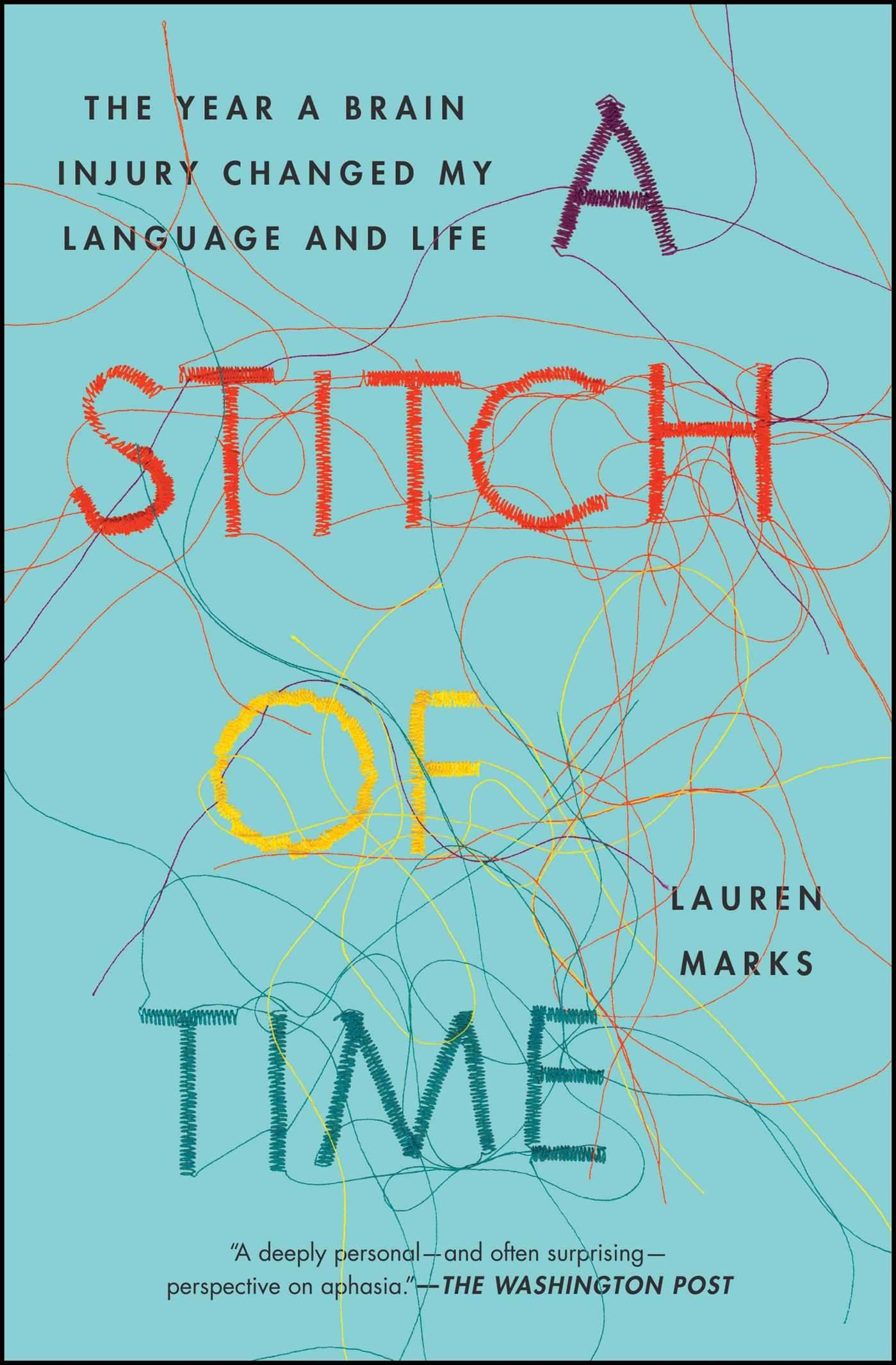A stitch of time 9781451697605 hr