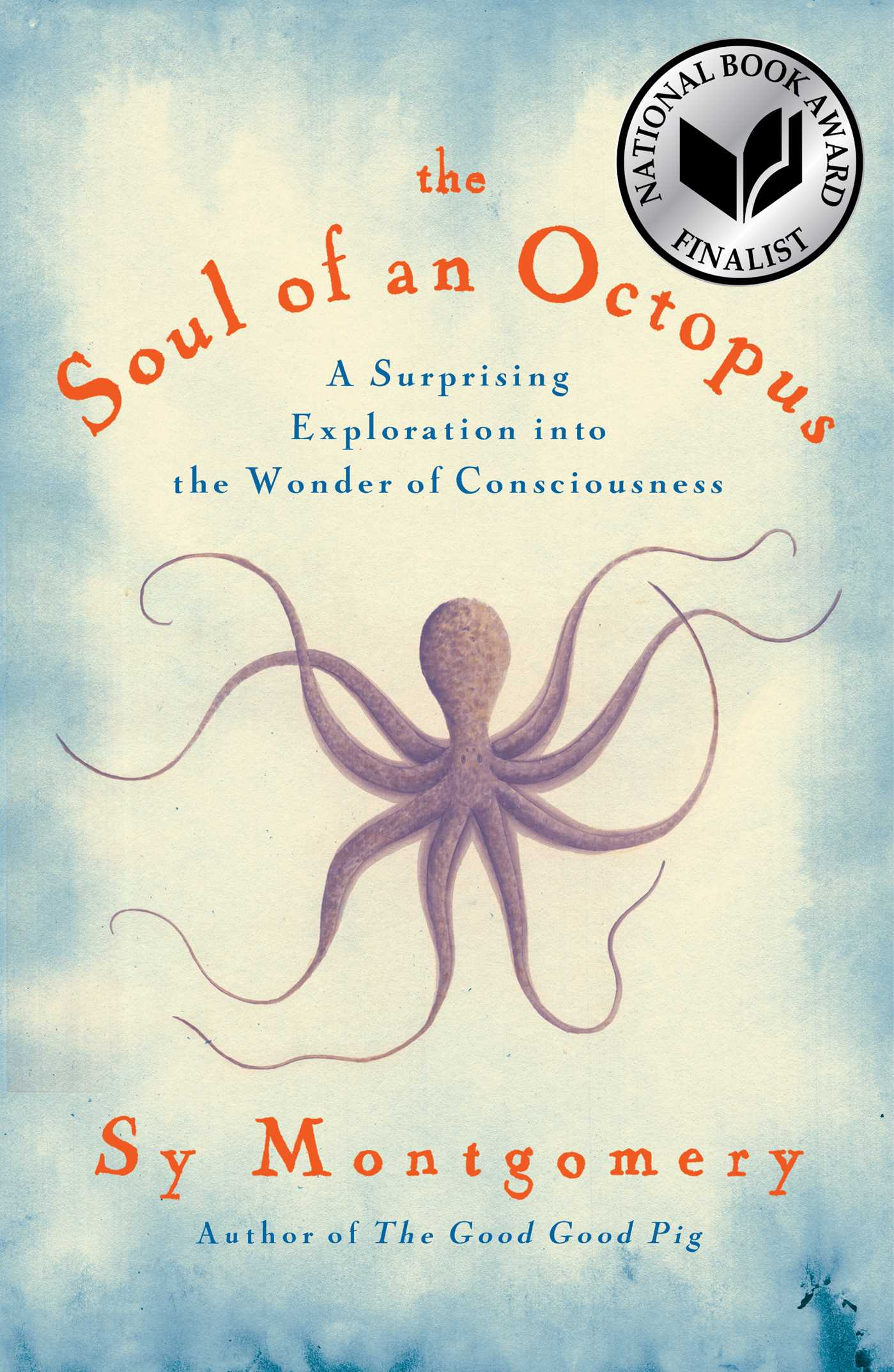 The soul of an octopus 9781451697742 hr