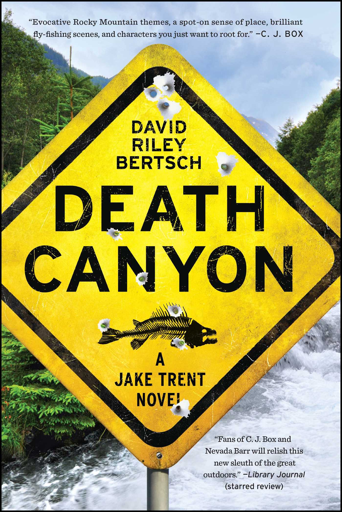 Death canyon 9781451698015 hr