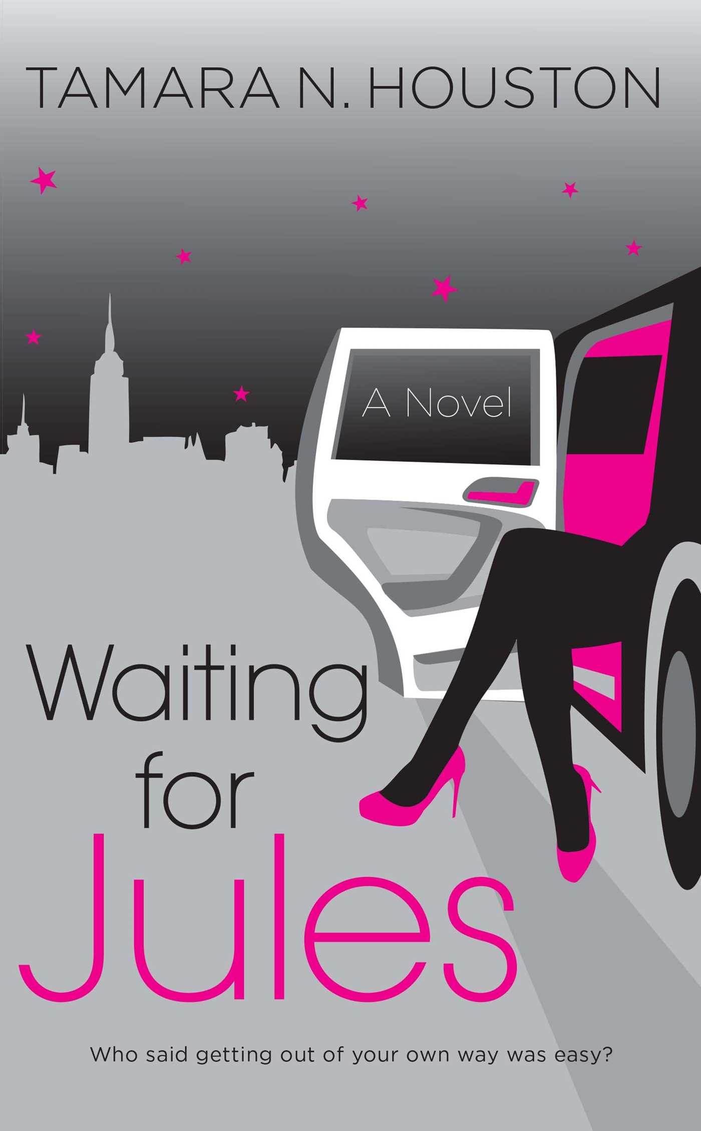 Waiting for jules 9781451698510 hr