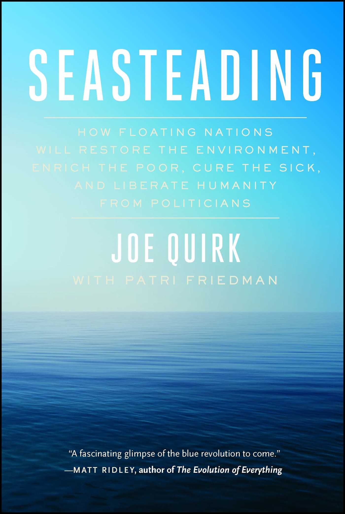 Seasteading 9781451699272 hr