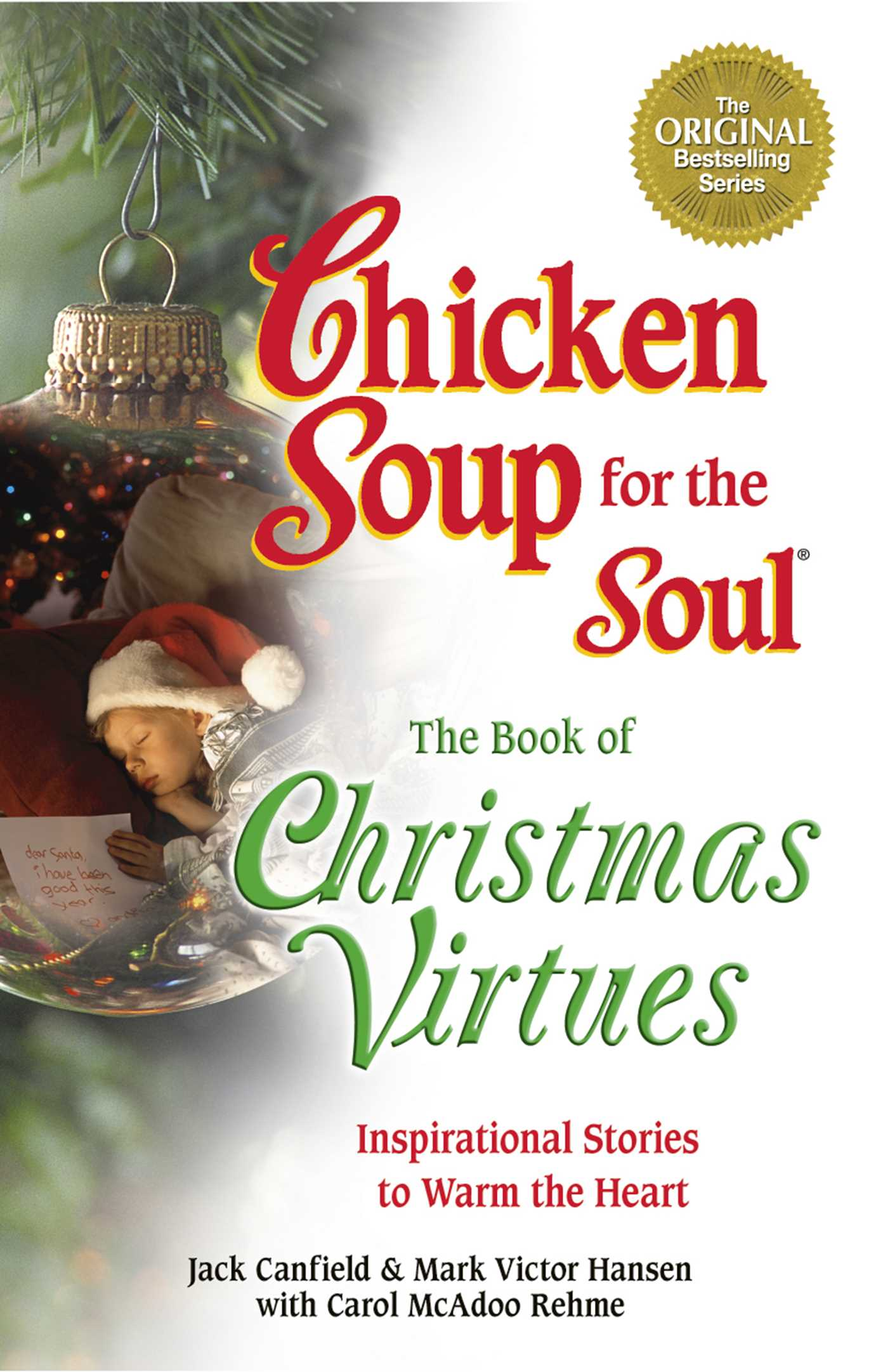 Chicken Soup for the Soul The Book of Christmas Virtues eBook by ...