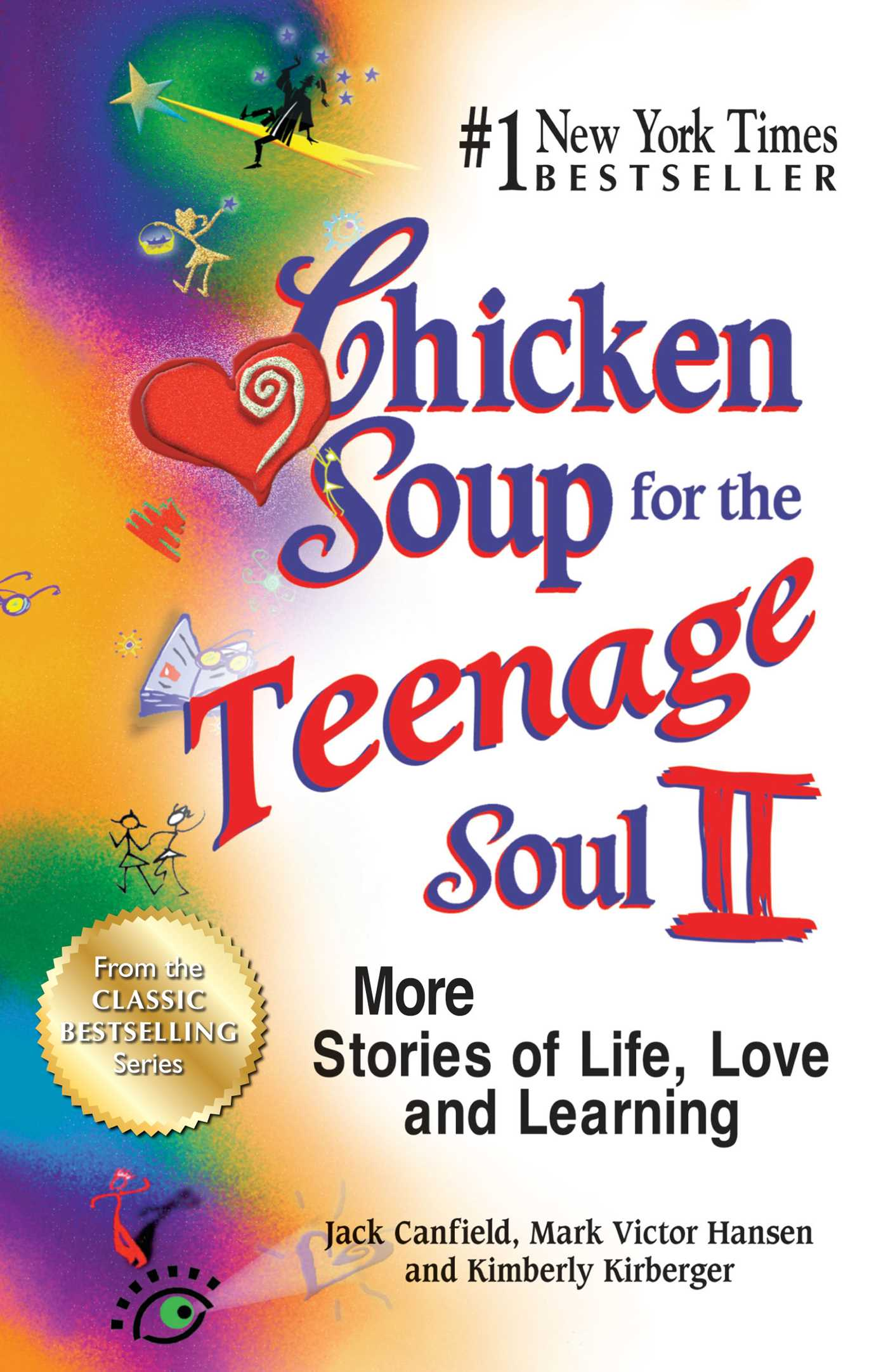 Chicken soup for the teenage soul ii 9781453279359 hr