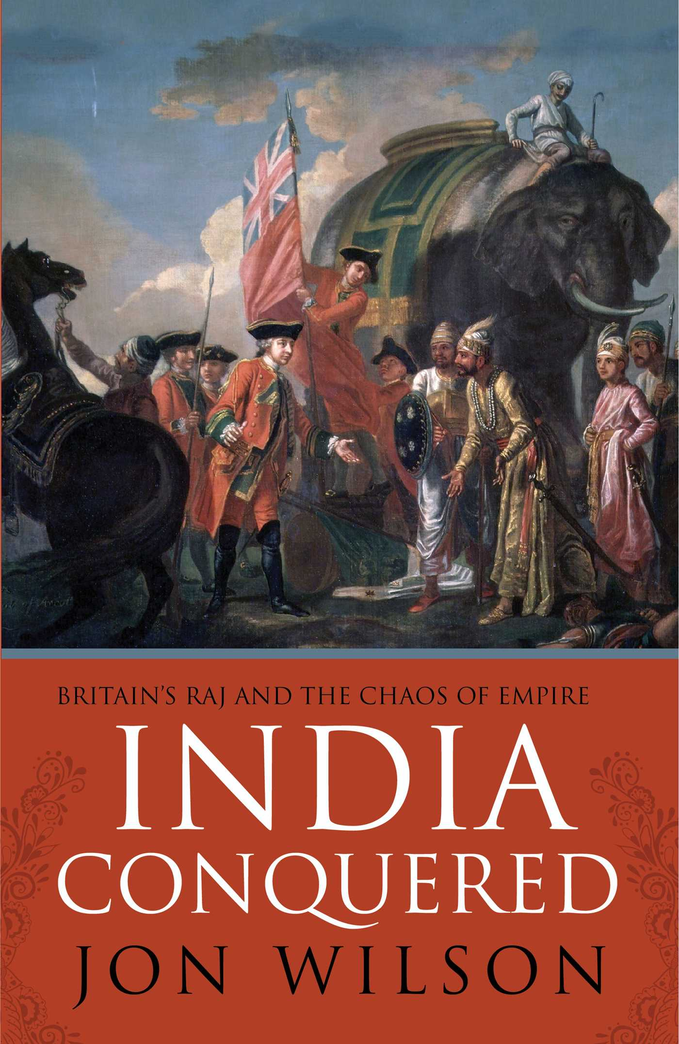 India conquered 9781471101250 hr