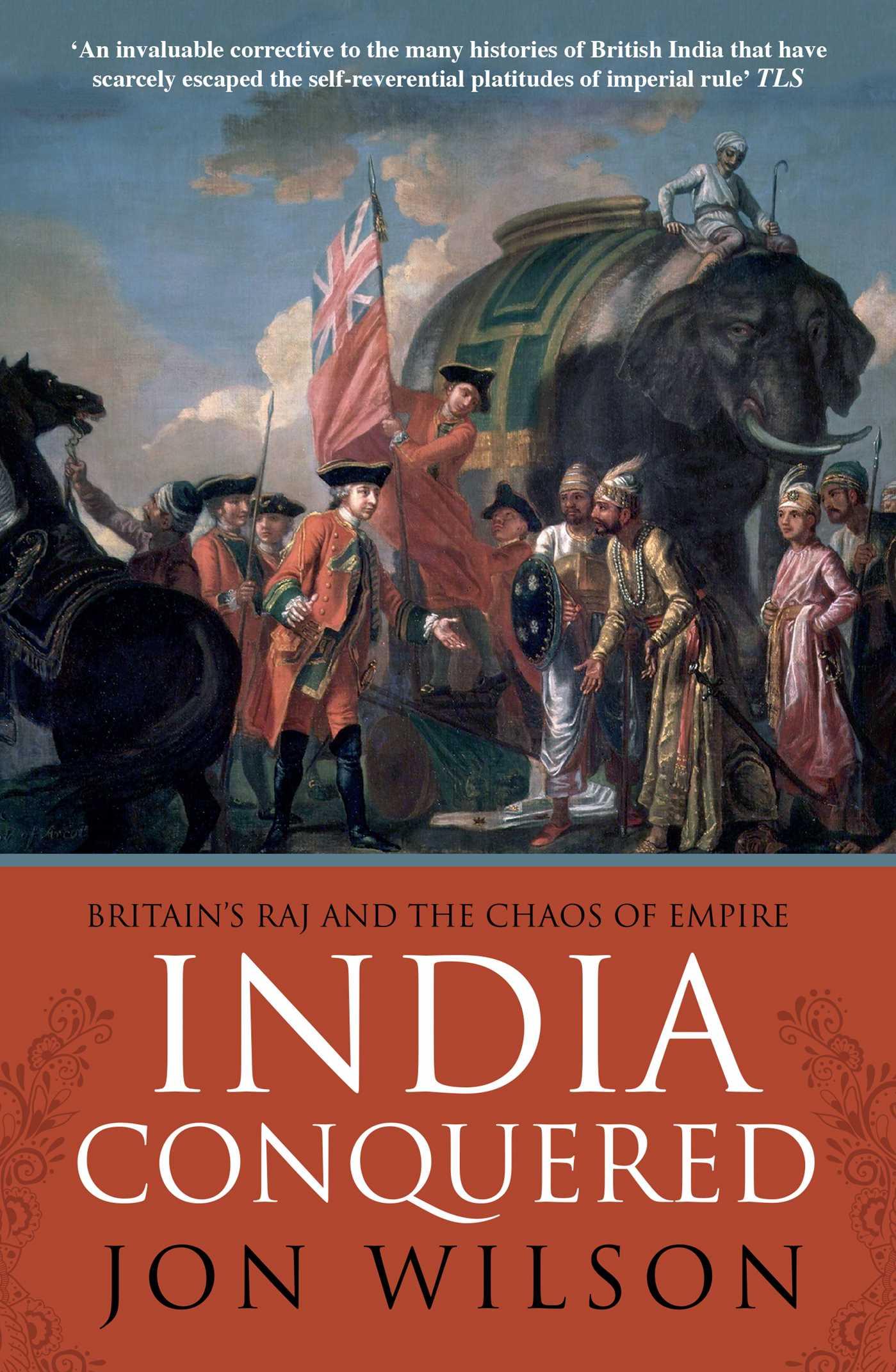 India conquered 9781471101274 hr