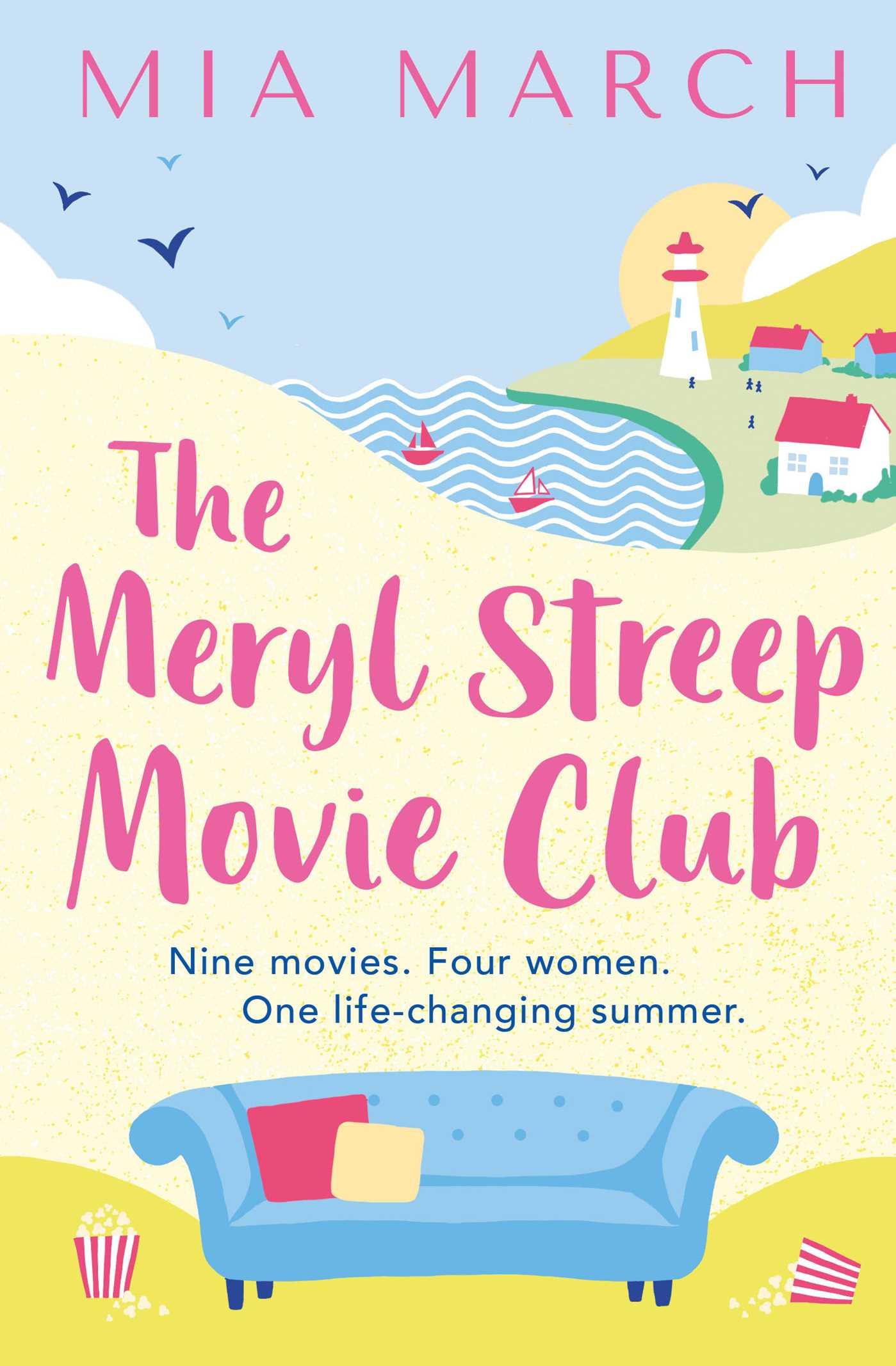 The meryl streep movie club 9781471102974 hr