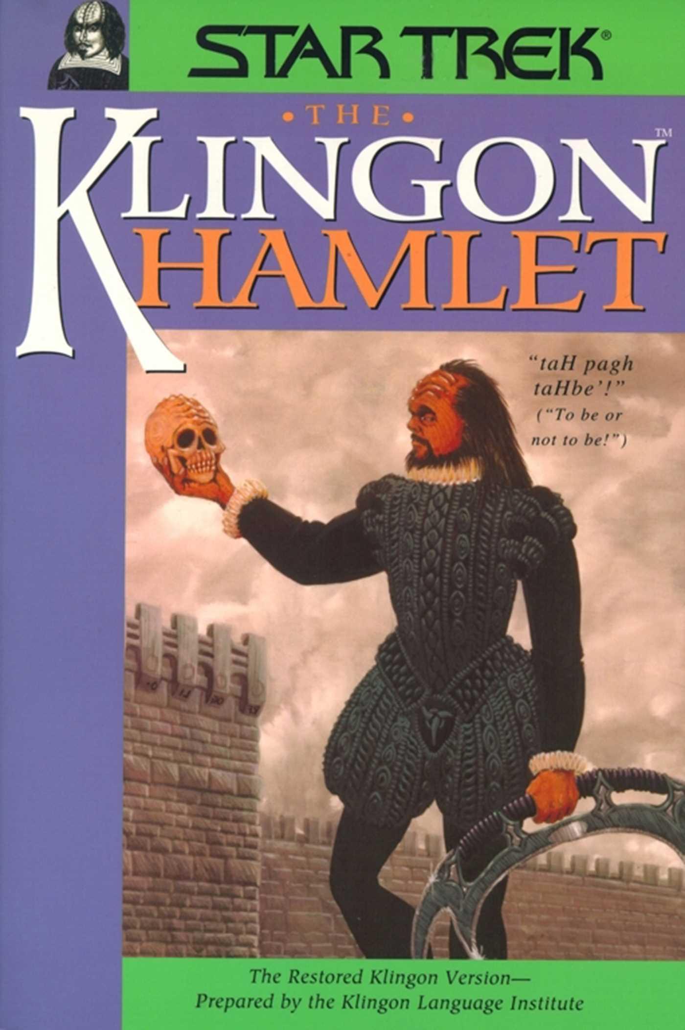 The klingon hamlet 9781471107108 hr