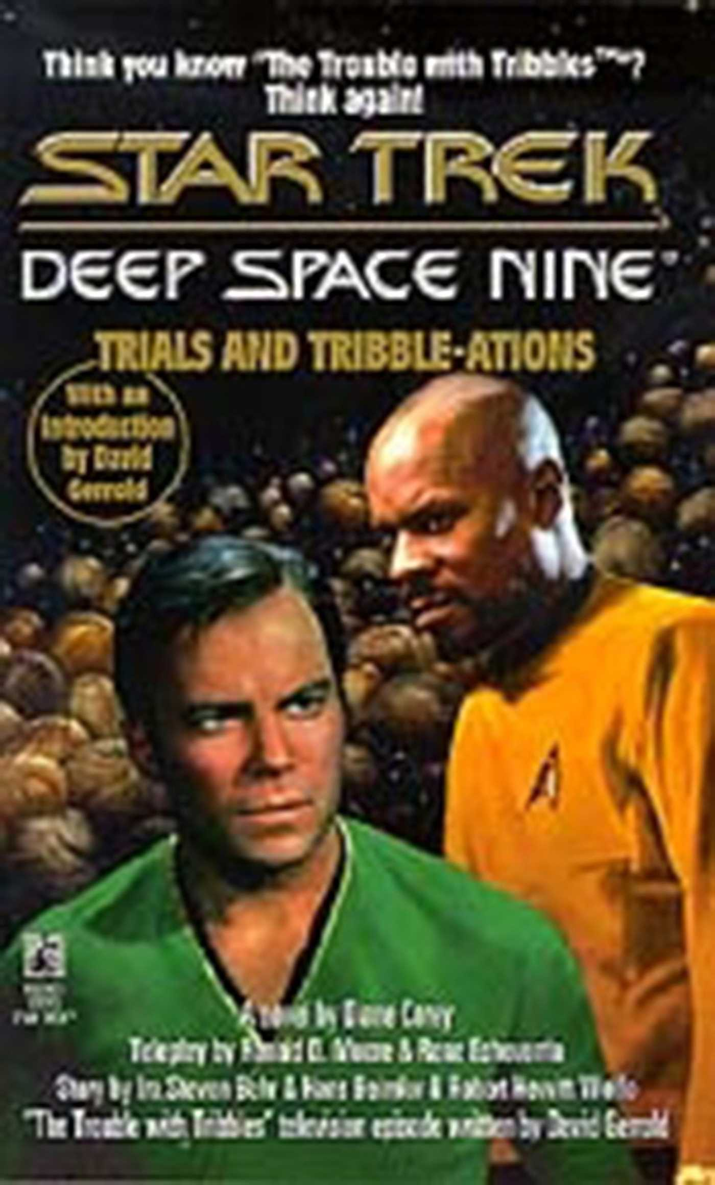 S trek trials and tribble ations 9781471107801 hr