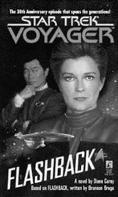 S/trek Voyager Flashback