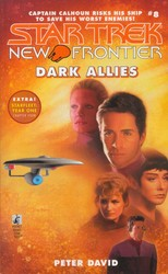 New Frontier #8 Dark Allies