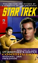 Tos #86 Constitution: My Brother's Keeper Book Two