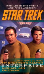 Tos #87 Enterprise: My Brother's Keeper Book Three