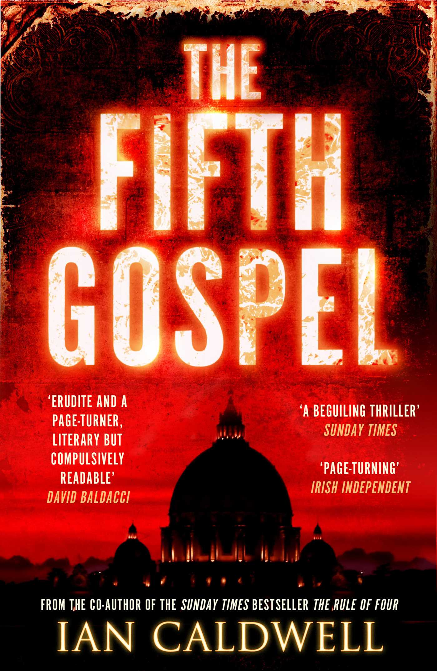 The fifth gospel 9781471111044 hr