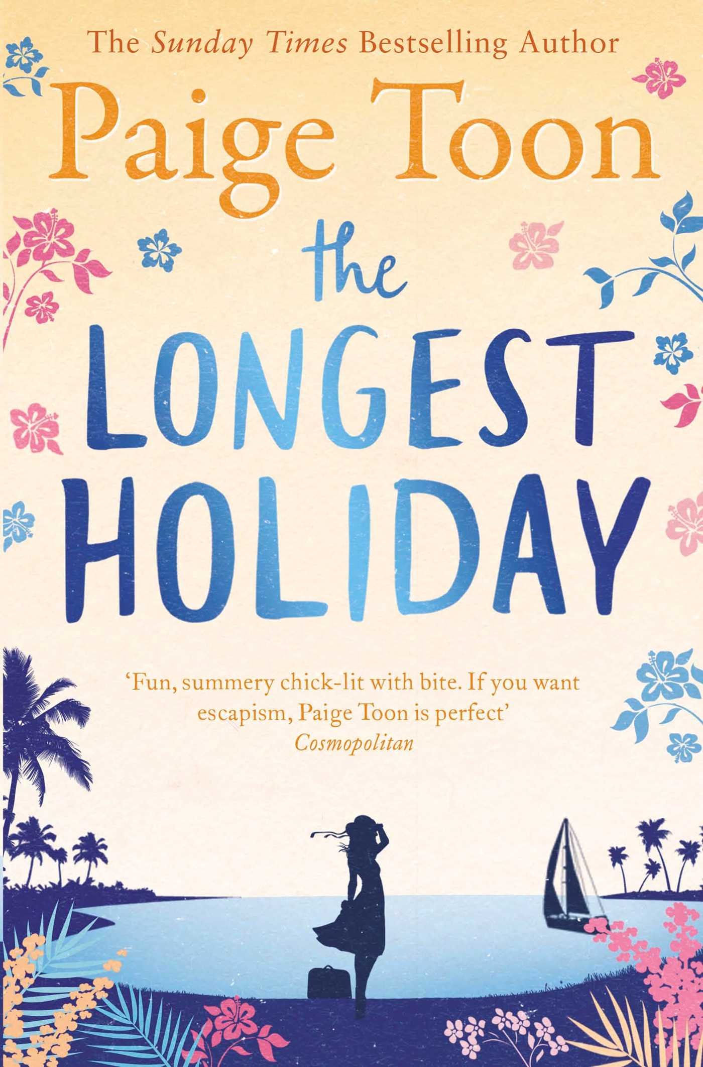 The longest holiday 9781471113406 hr