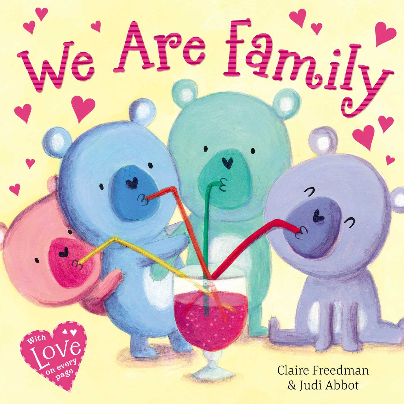 We are family 9781471117169 hr