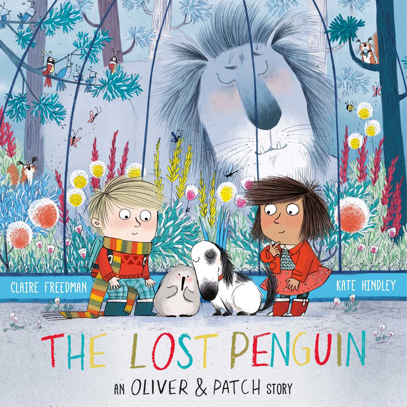 The lost penguin 9781471117336 hr