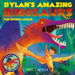 Dylan's Amazing Dinosaurs - The Spinosaurus