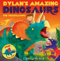 Dylan's Amazing Dinosaurs - The Triceratops