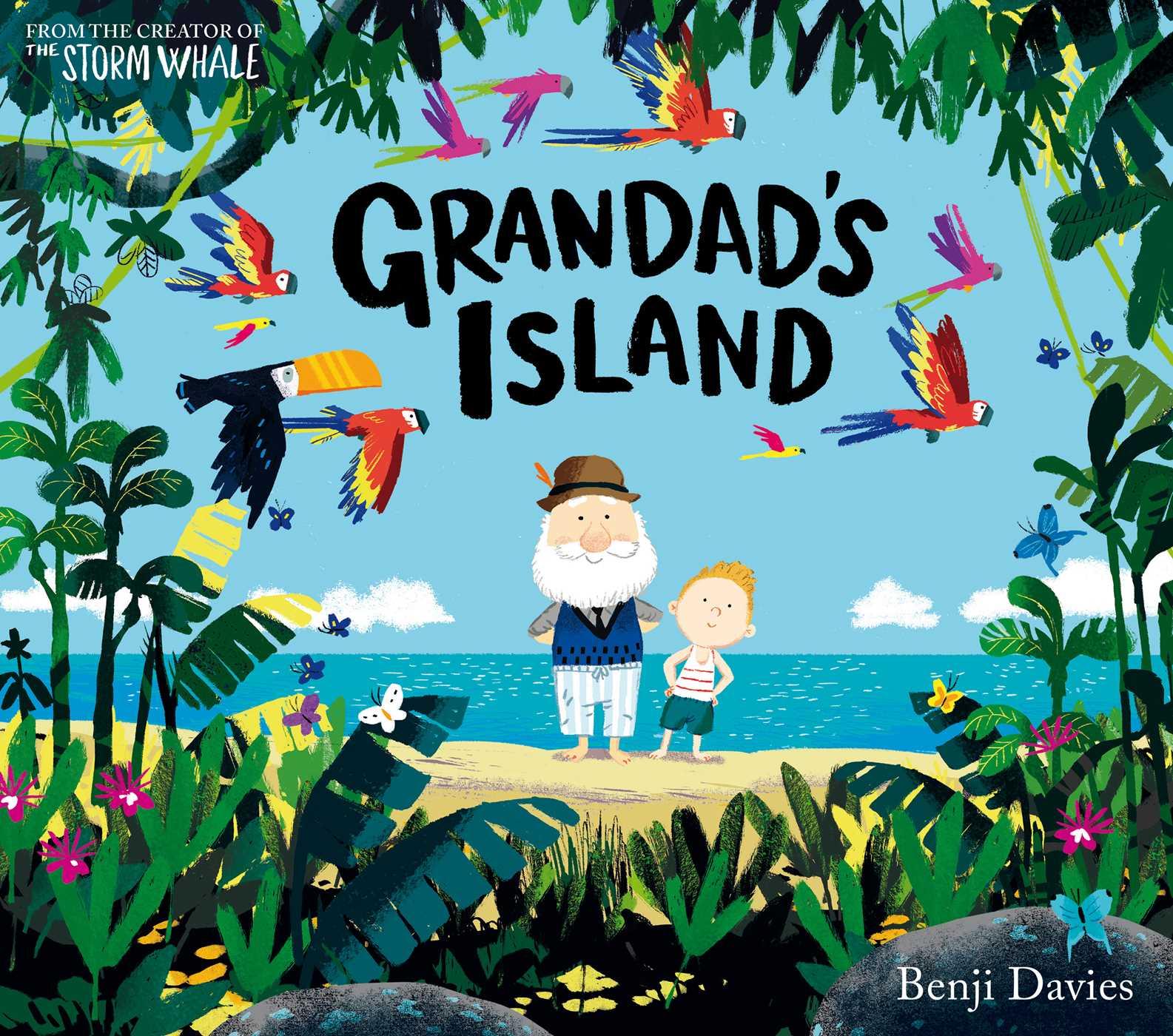Grandads island 9781471119958 hr