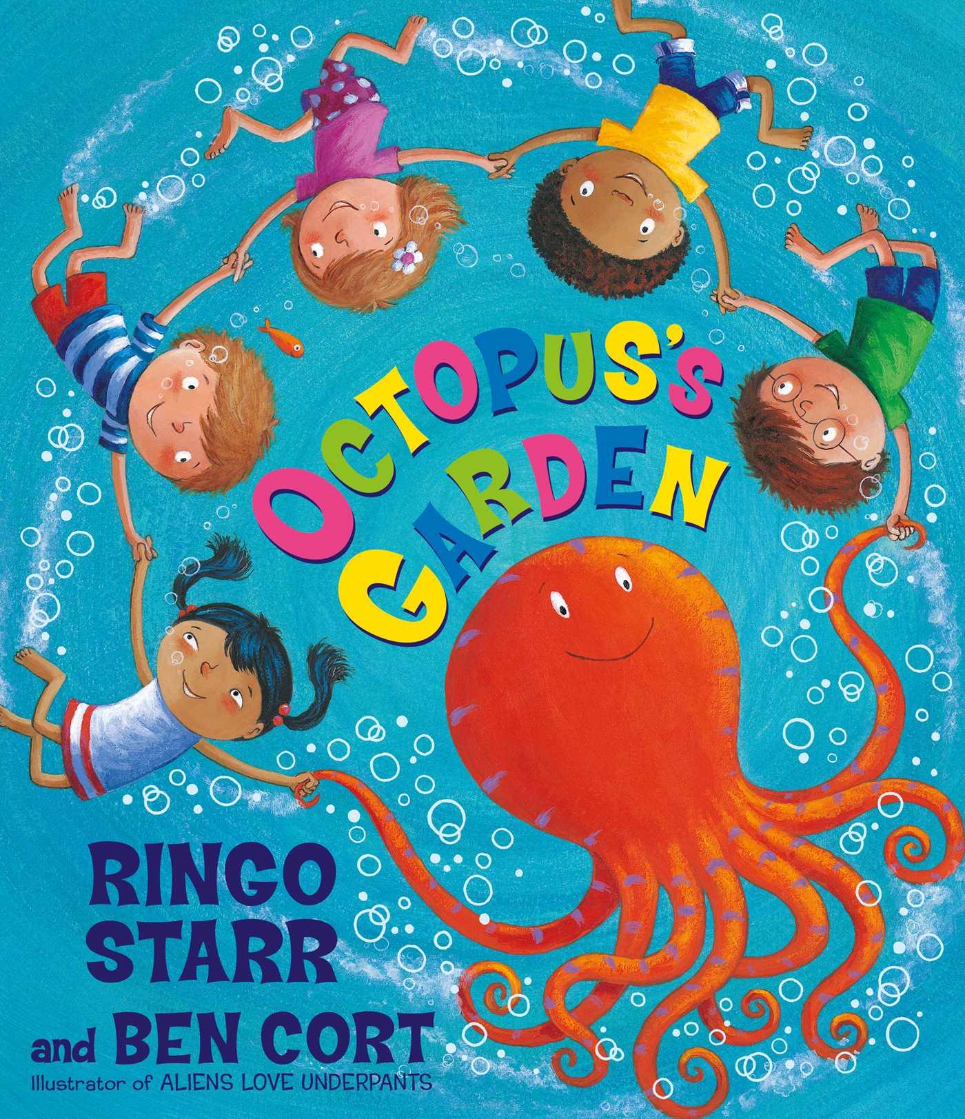 Octopuss garden 9781471120220 hr