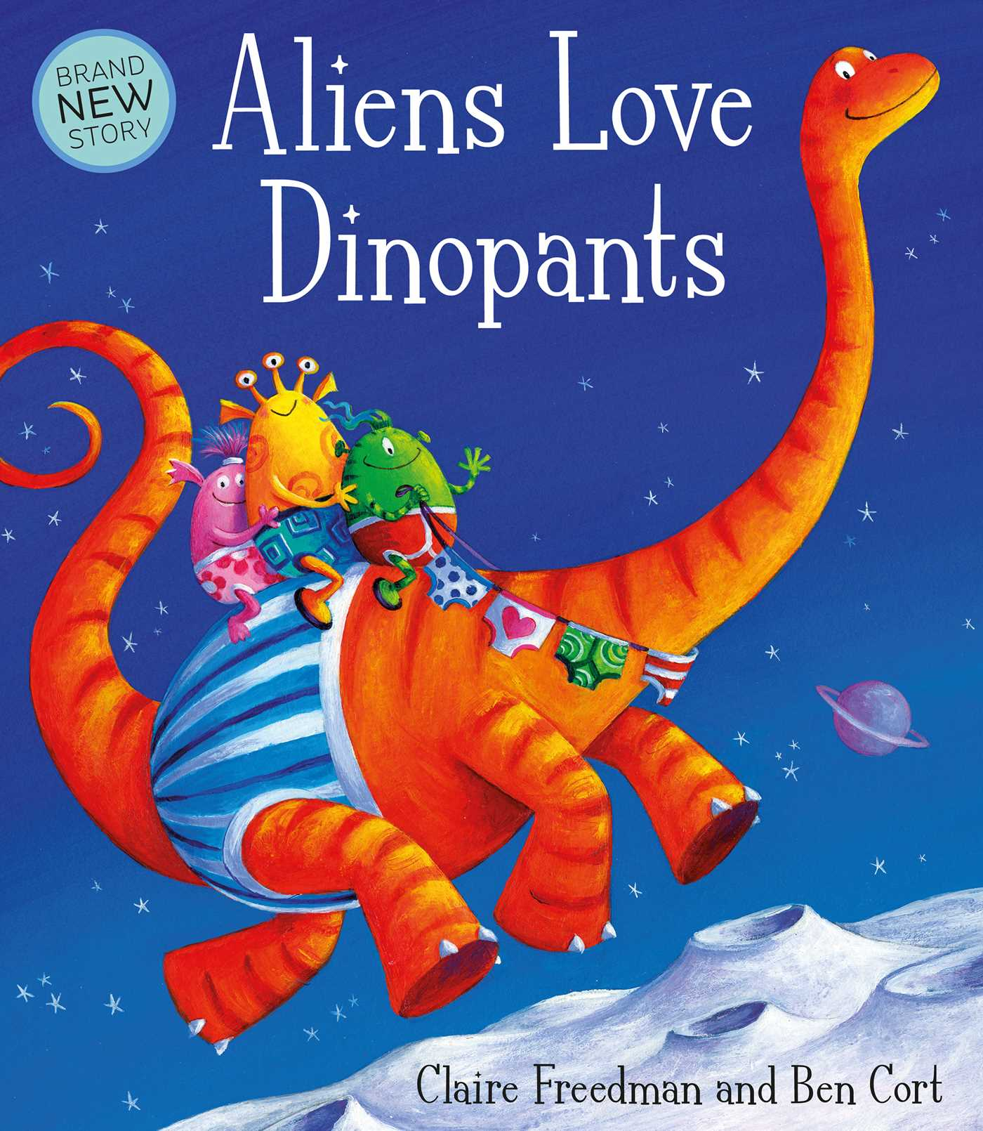 Aliens love dinopants 9781471120947 hr