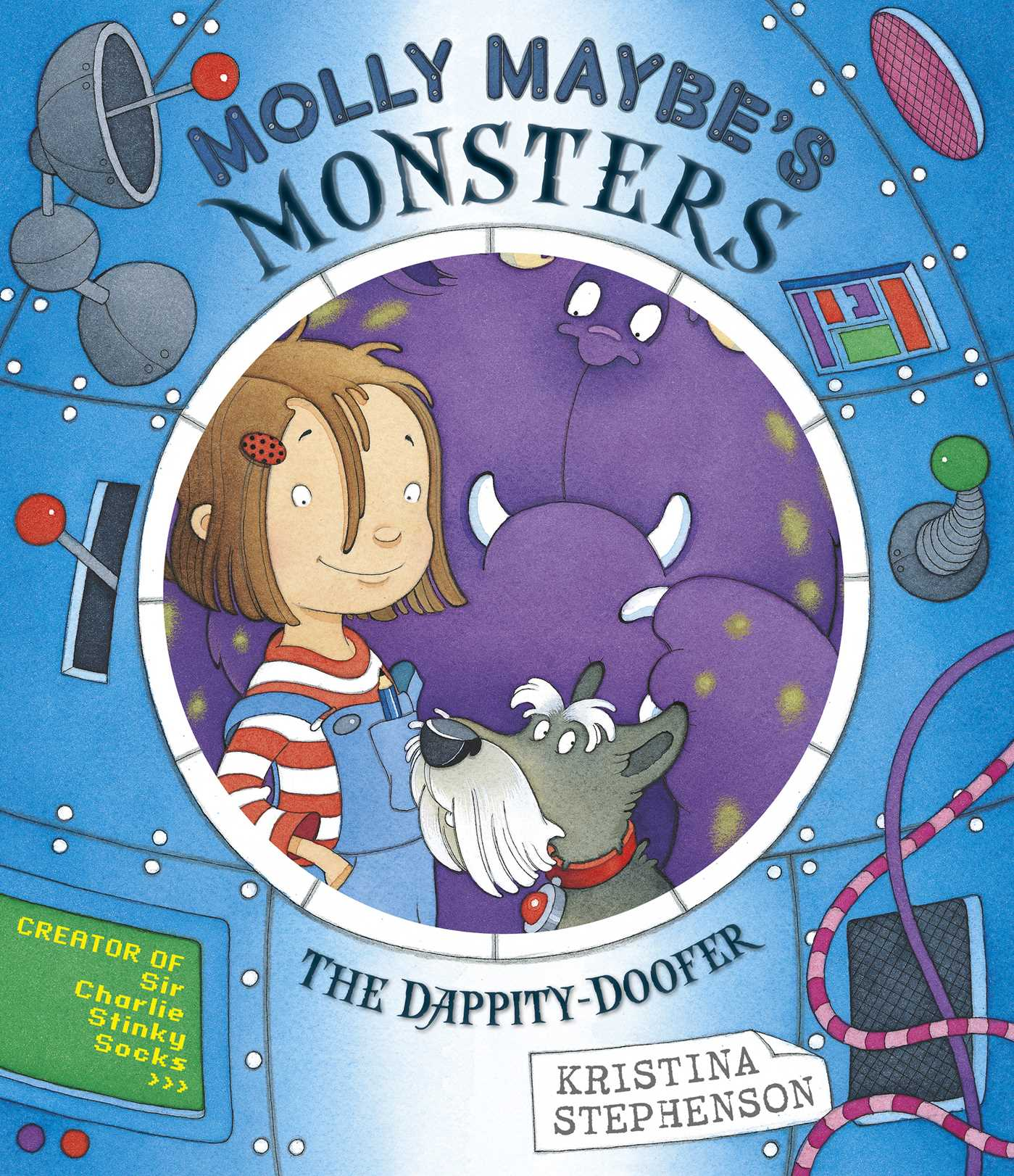 Molly maybes monsters the dappity doofer 9781471121067 hr