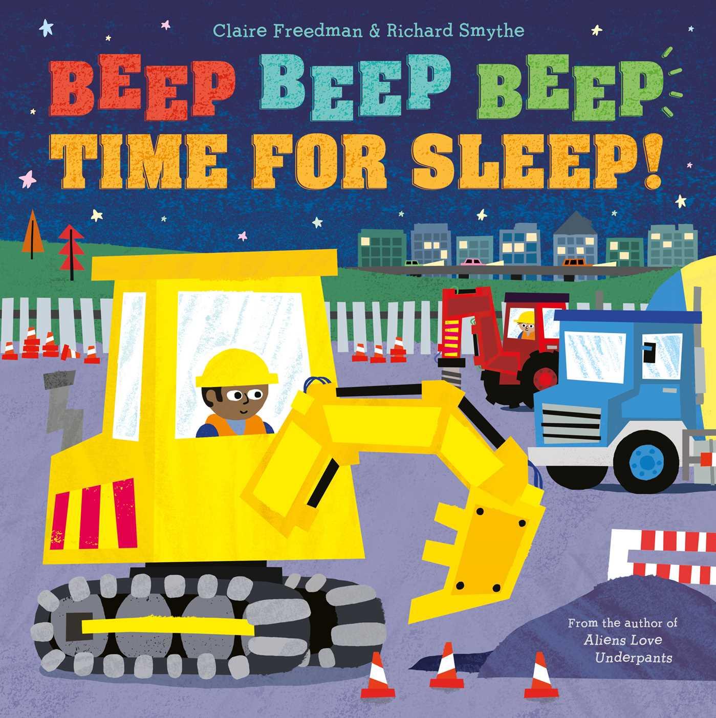 Beep beep beep time for sleep 9781471121159 hr
