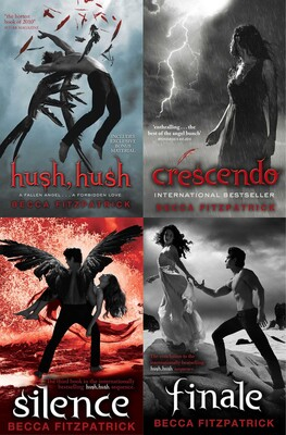 Hush Hush Saga Ebook