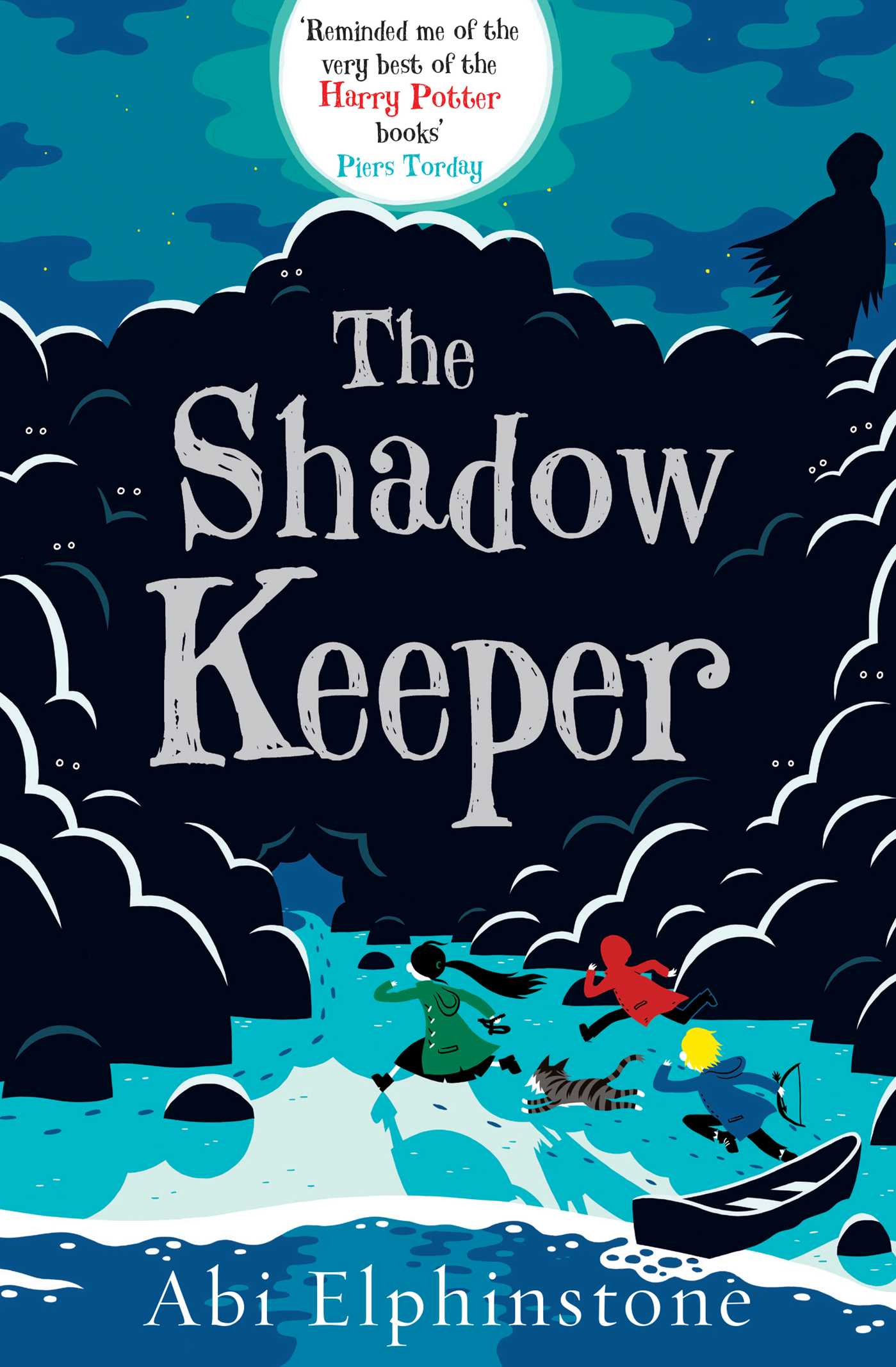 The shadow keeper 9781471122712 hr