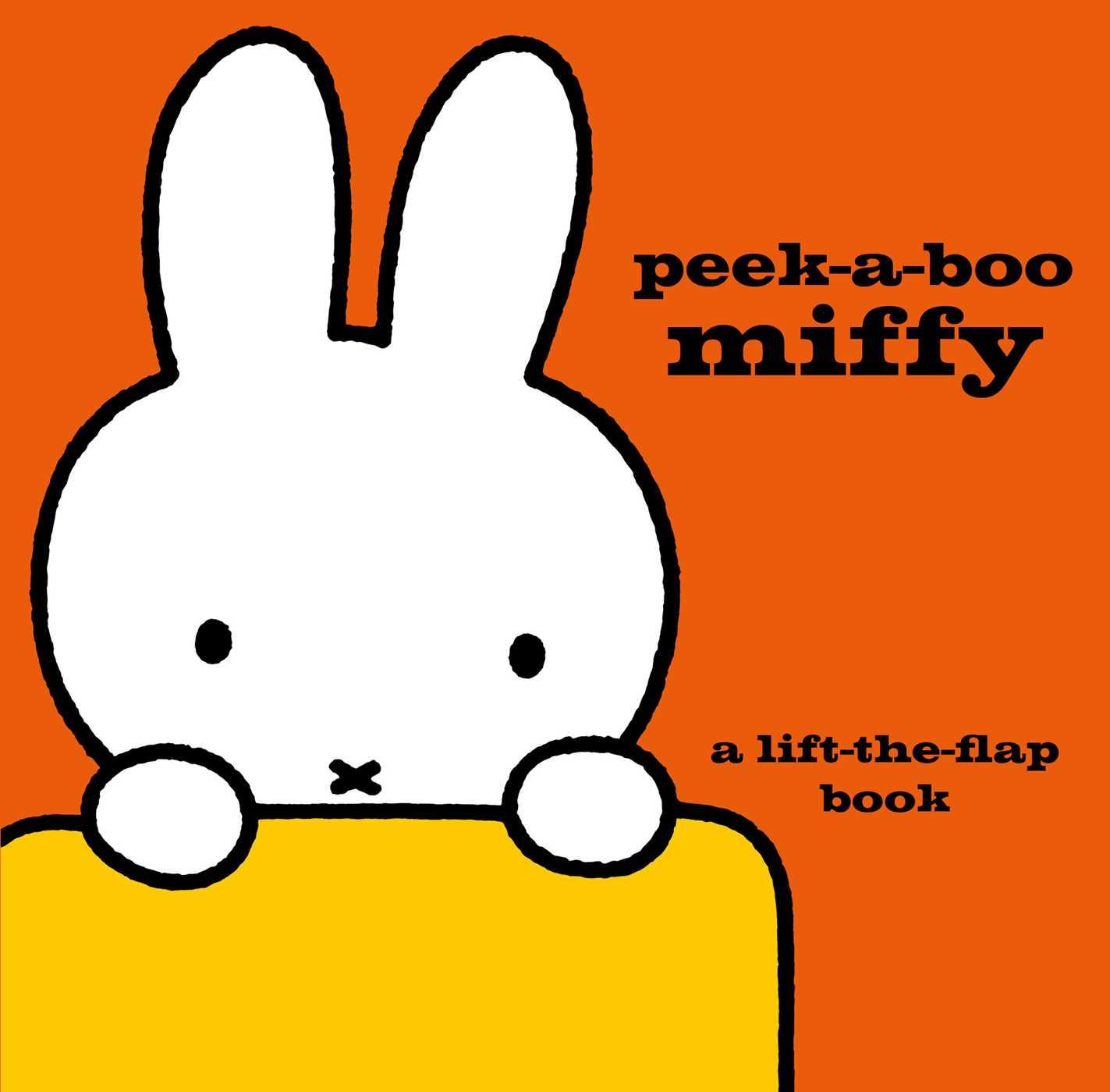Peek a boo miffy 9781471124877 hr