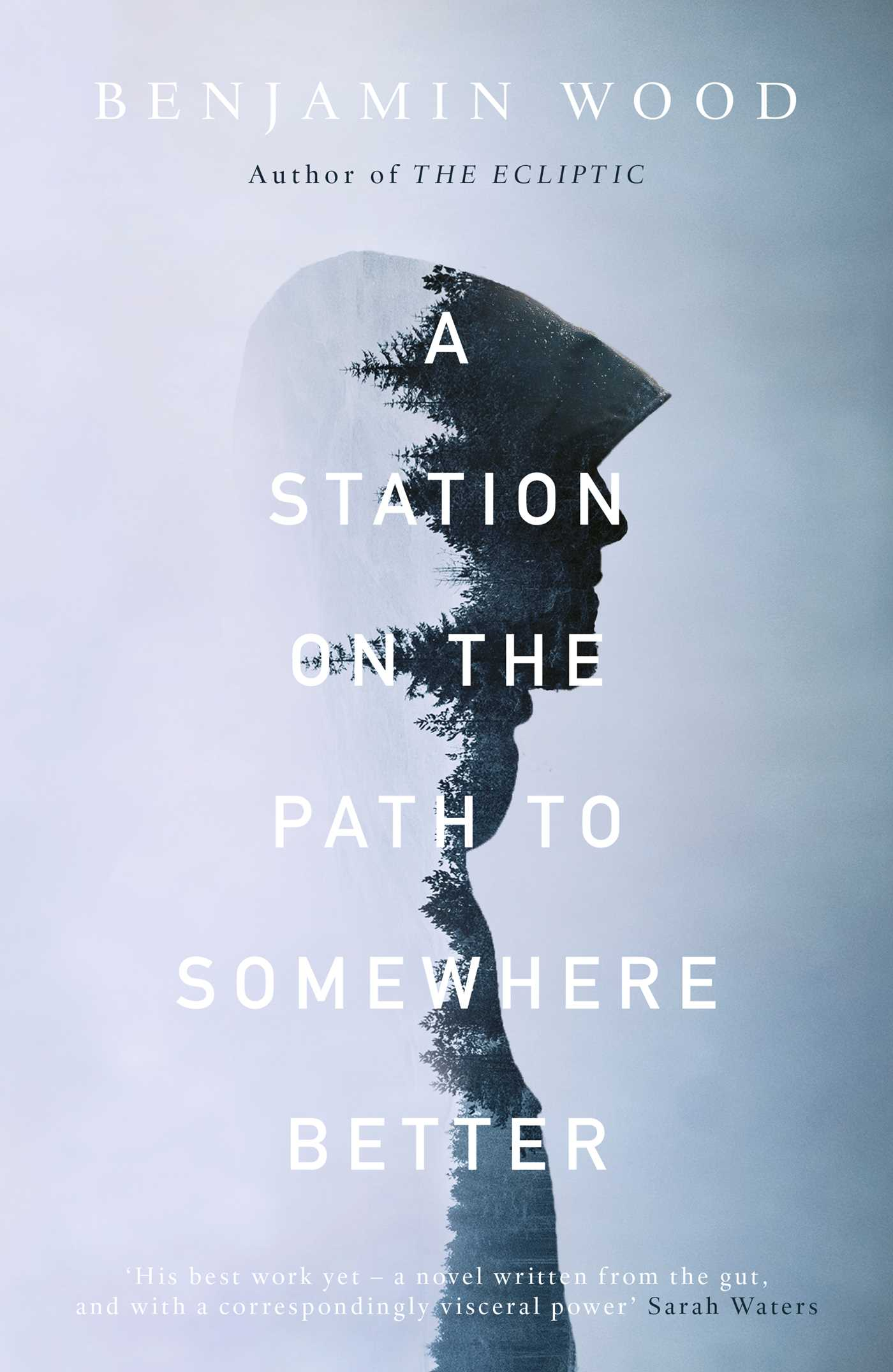 A station on the path to somewhere better 9781471126741 hr