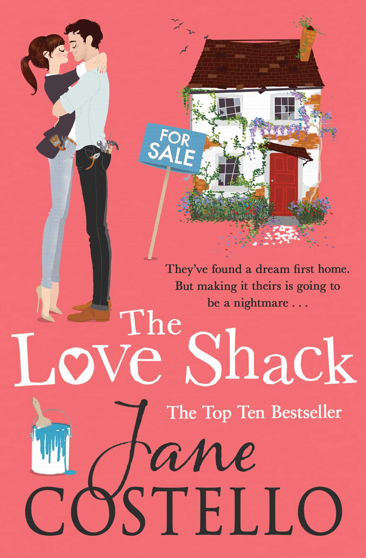 The love shack 9781471129278 hr