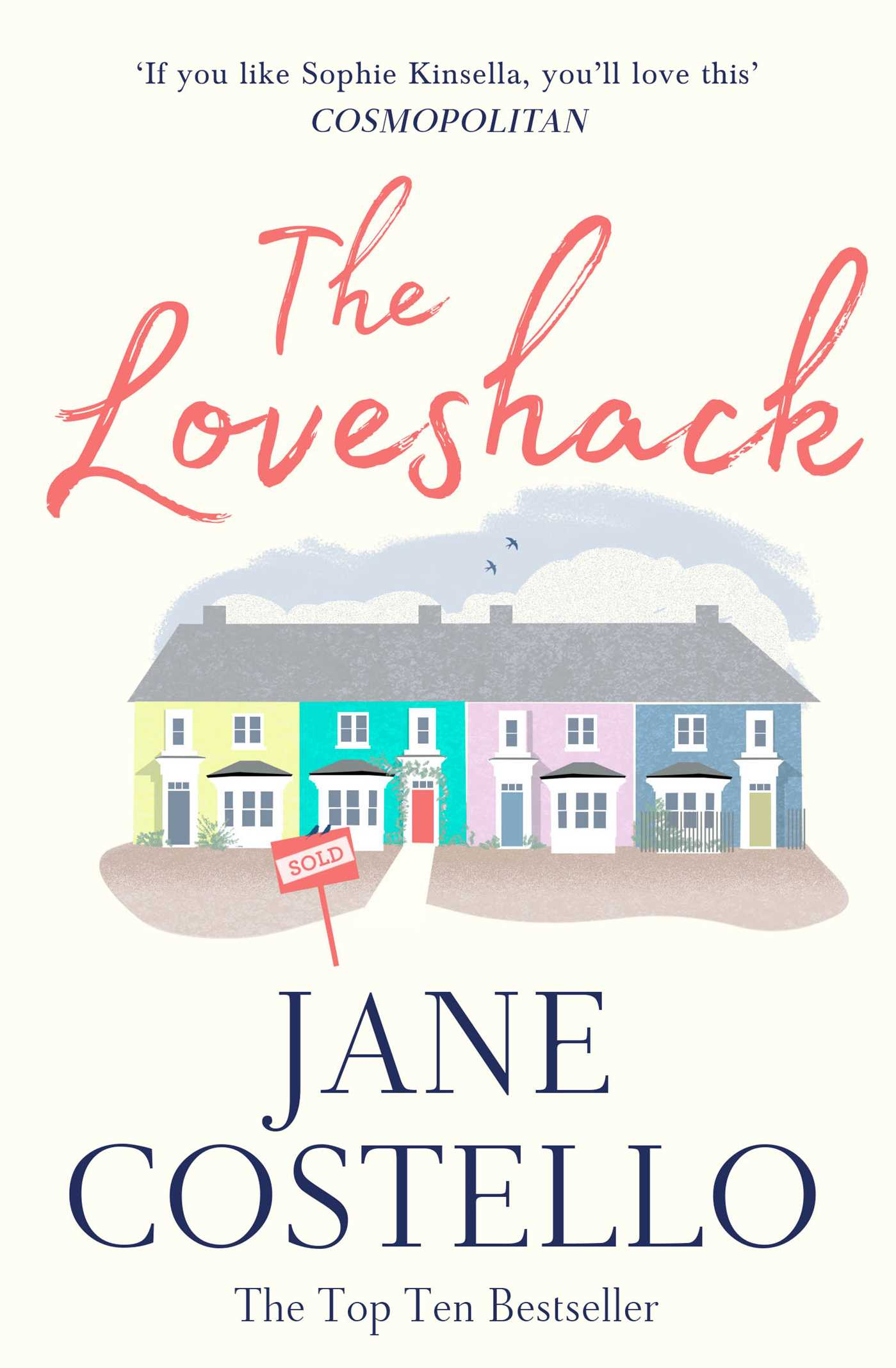 The love shack 9781471129285 hr