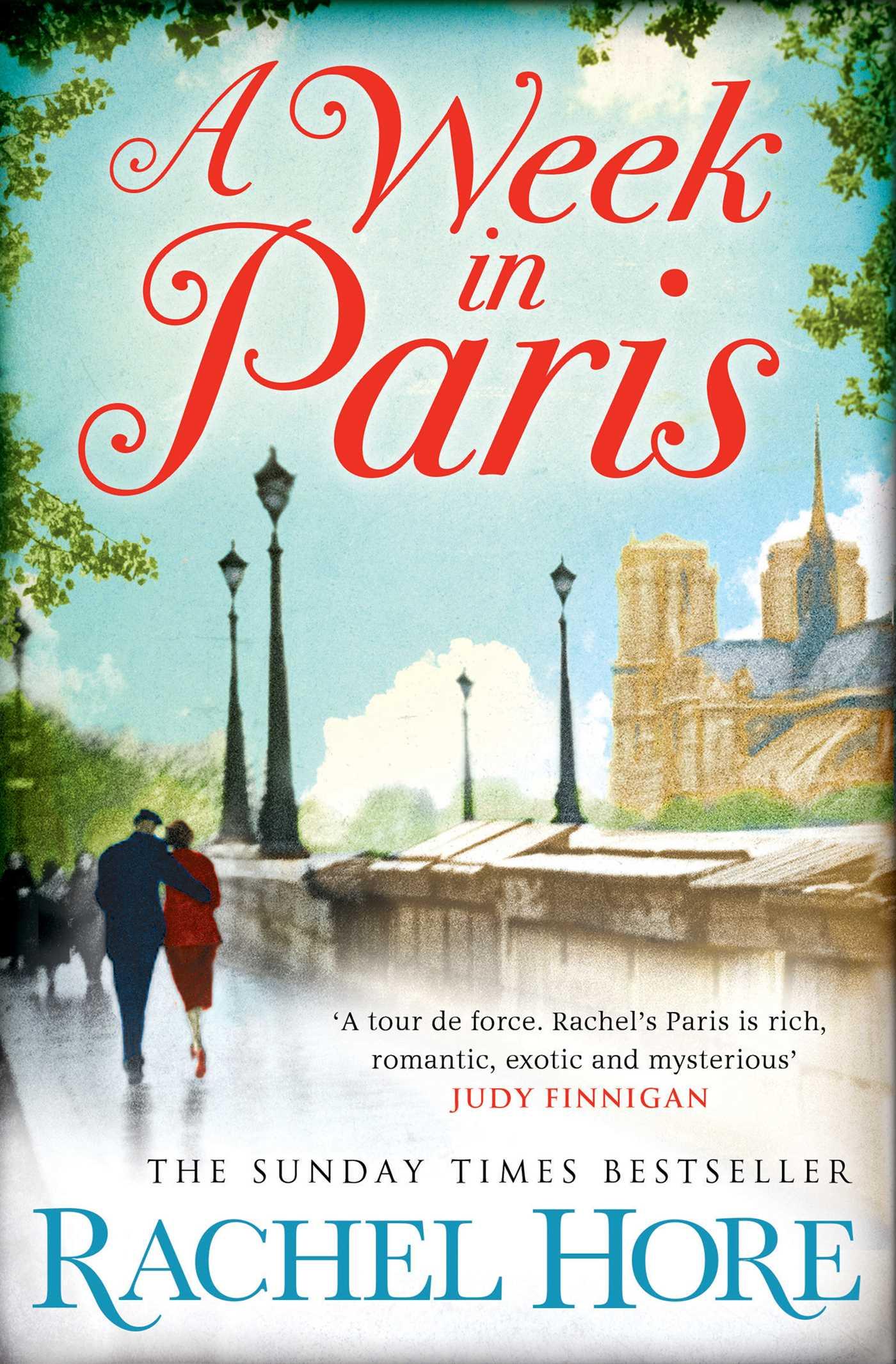A week in paris 9781471130779 hr