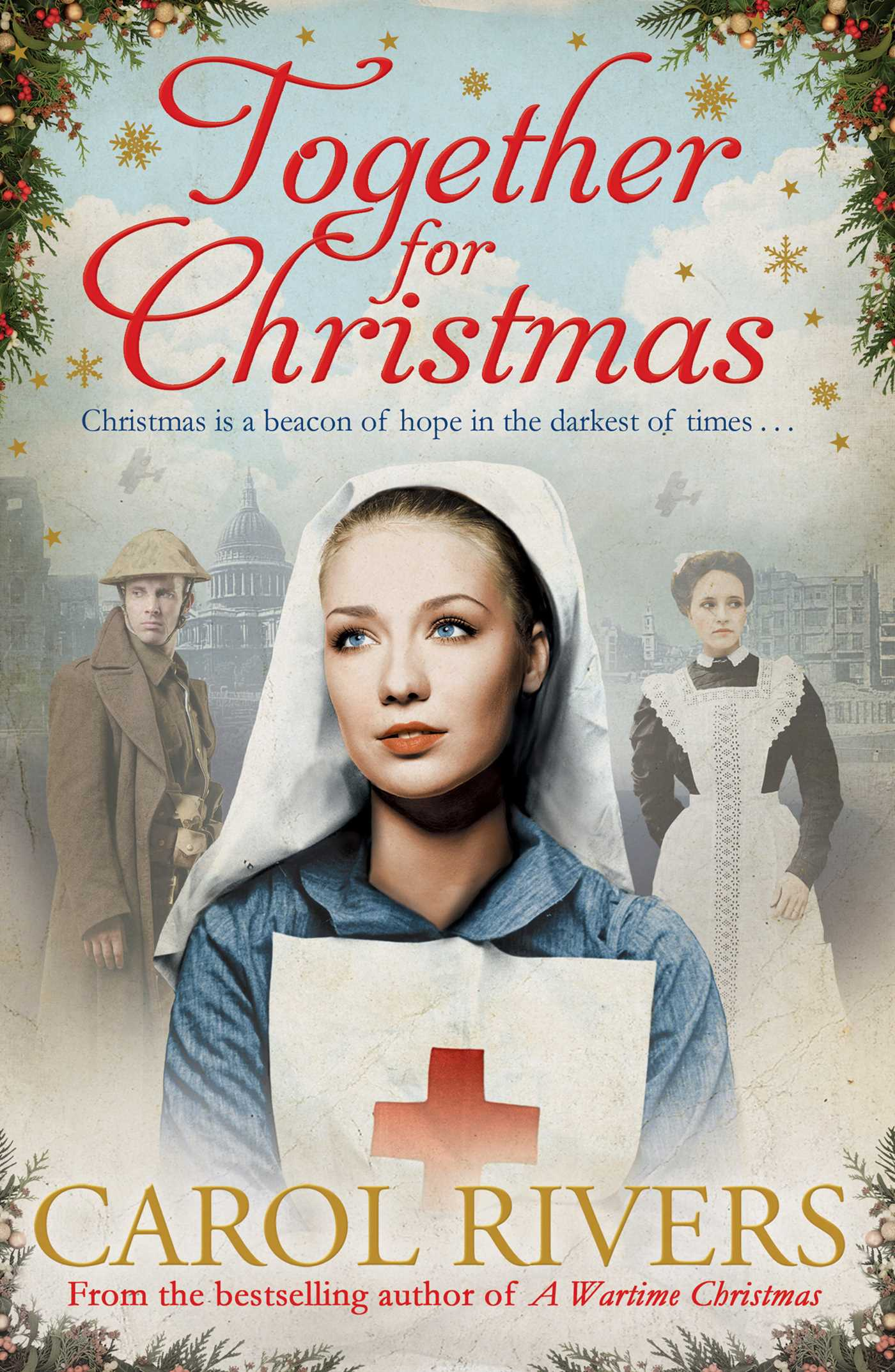 Download A Wartime Christmas By Carol Rivers