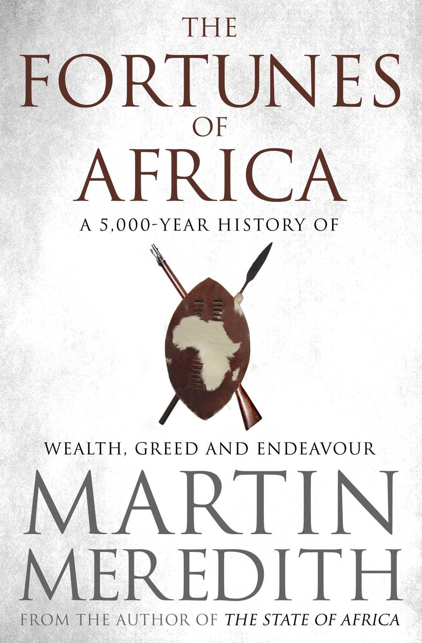 Fortunes of africa 9781471135453 hr