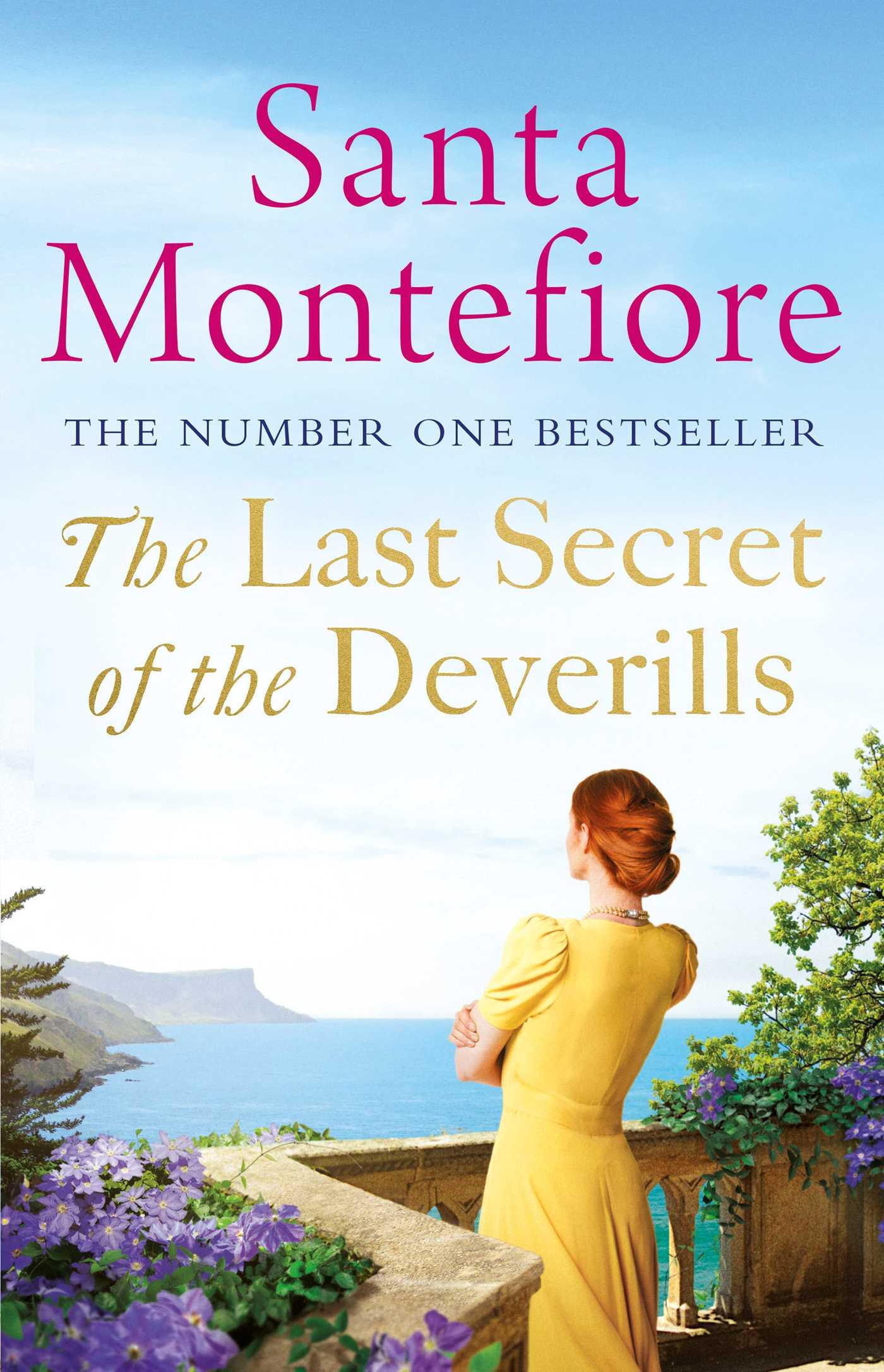 The last secret of the deverills 9781471135927 hr