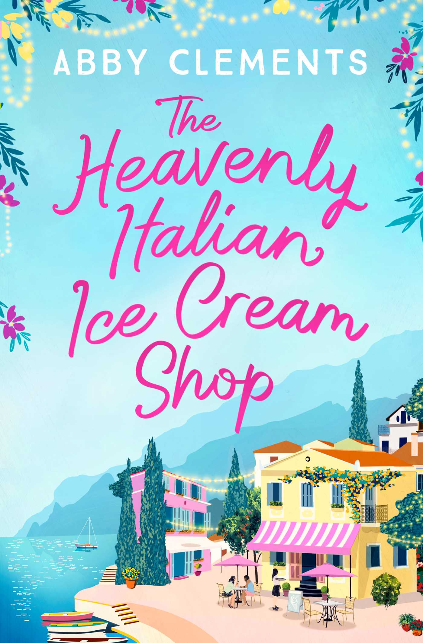 The heavenly italian ice cream shop 9781471137044 hr