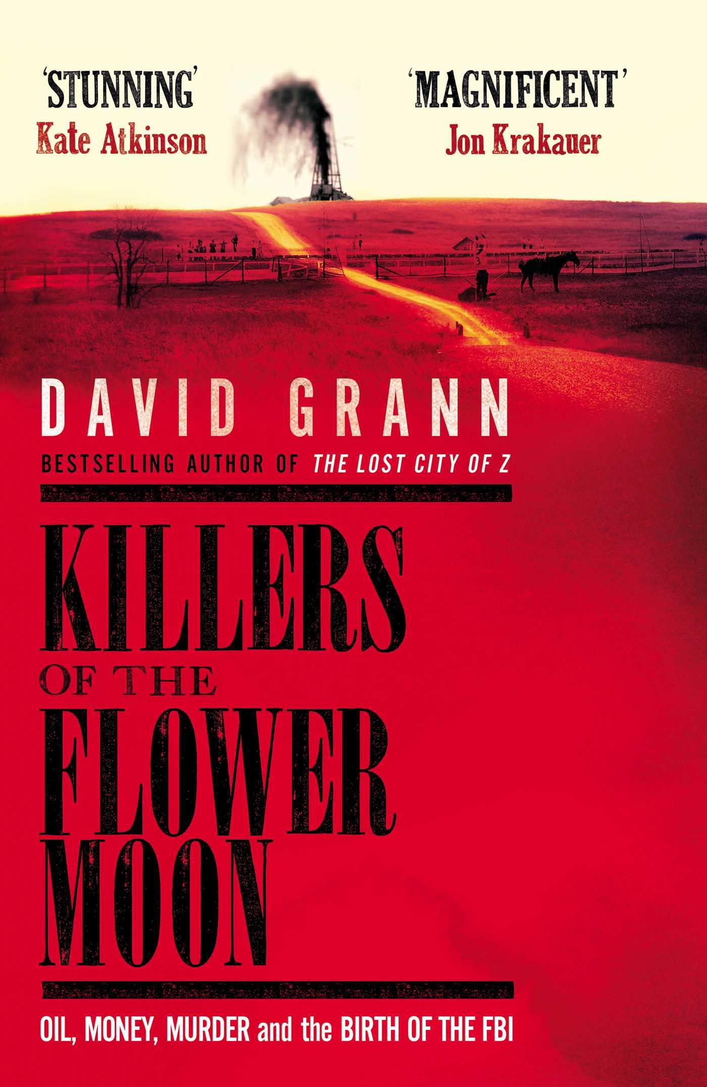 Killers of the flower moon 9781471140266 hr