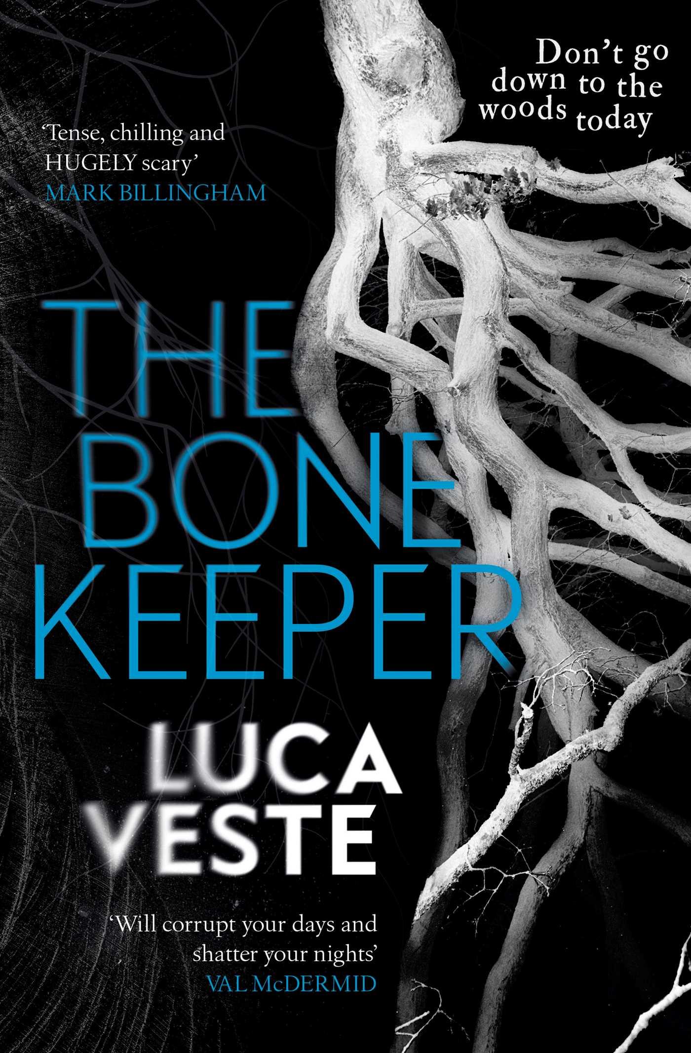 The bone keeper 9781471141423 hr
