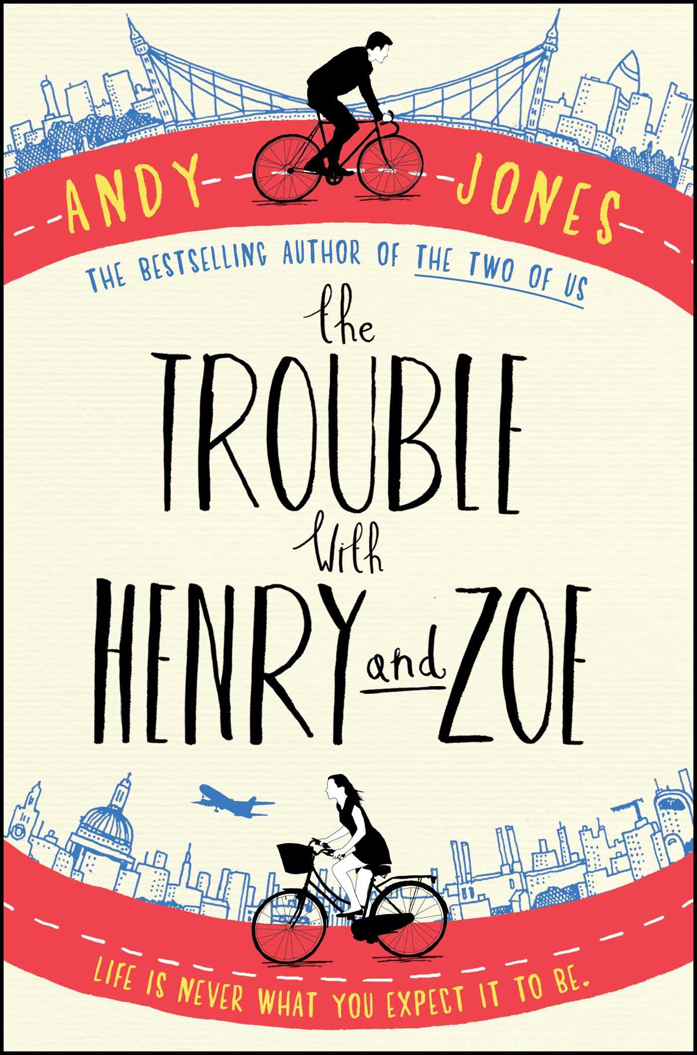 The trouble with henry and zoe 9781471142468 hr