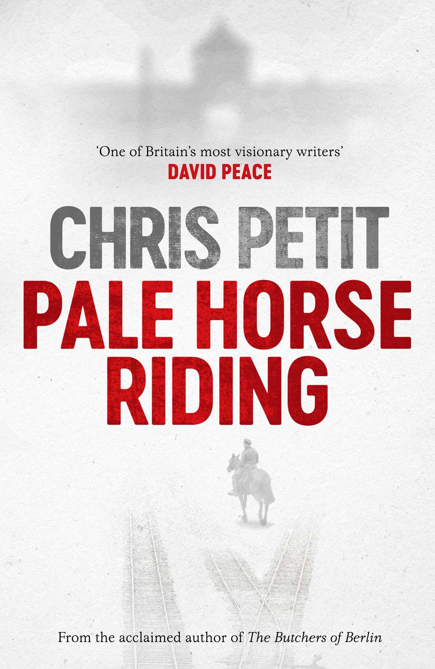 Pale horse riding 9781471143441 hr