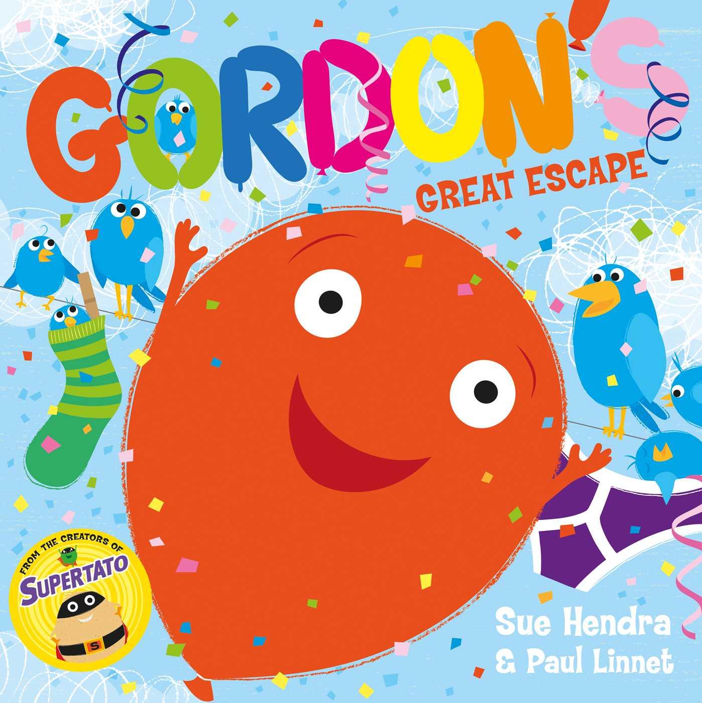 Gordons great escape 9781471143632 hr