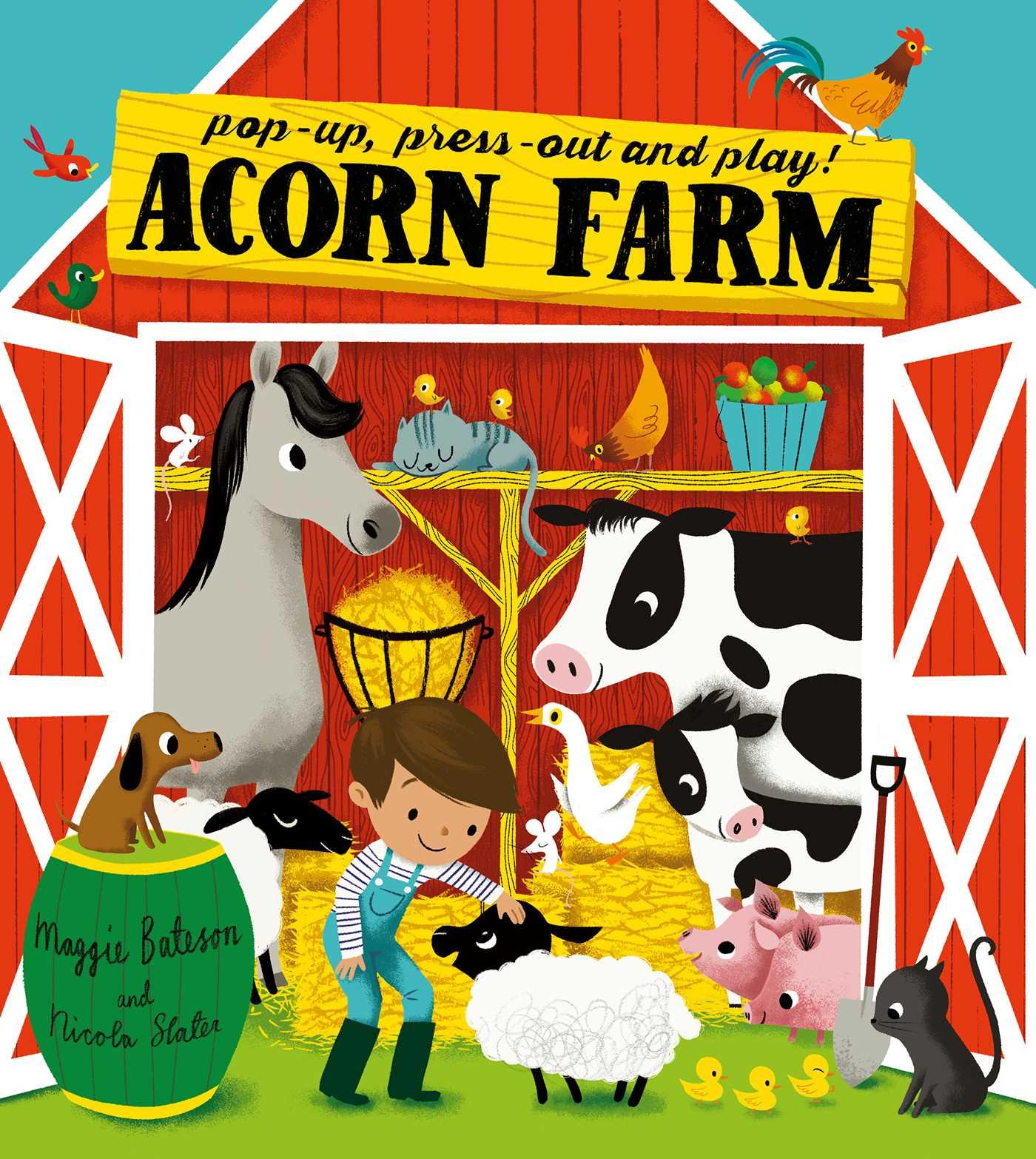 Acorn farm 9781471143793 hr